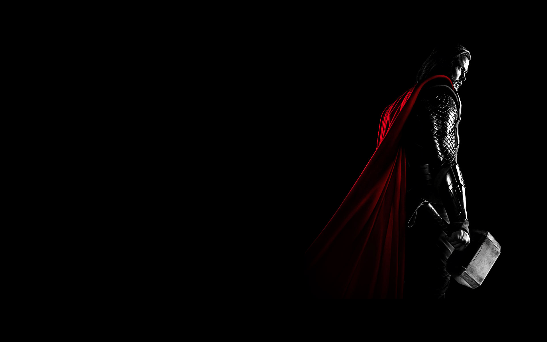 Hd wallpaper thor - 1822657 Png
