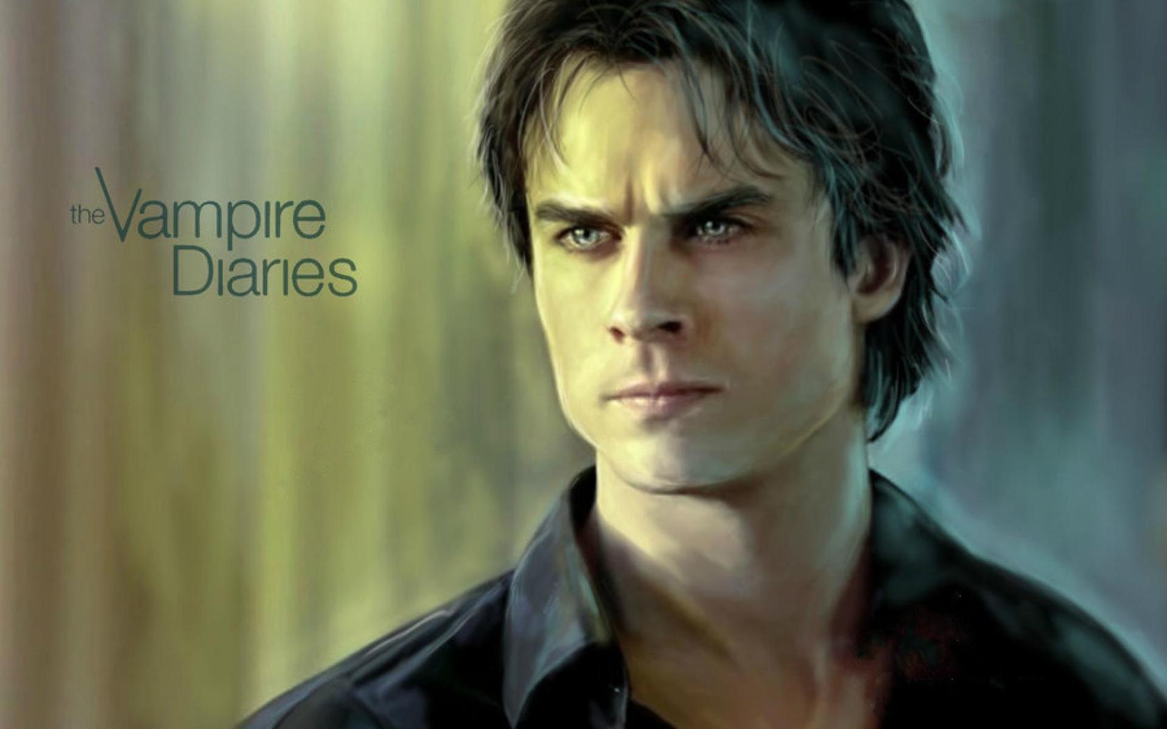 Ian Somerhalder Vampire Diaries Wallpapers Wallpaper Cave