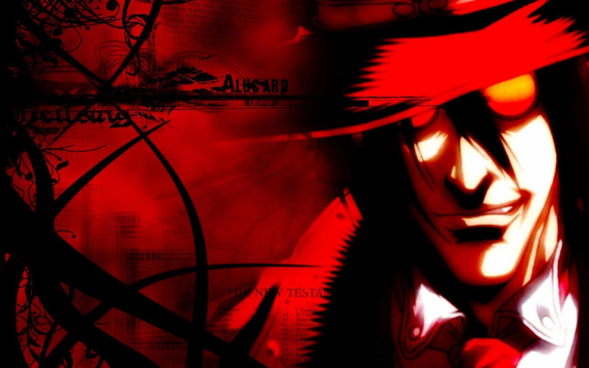 Hellsing Alucard Wallpapers Wallpaper Cave