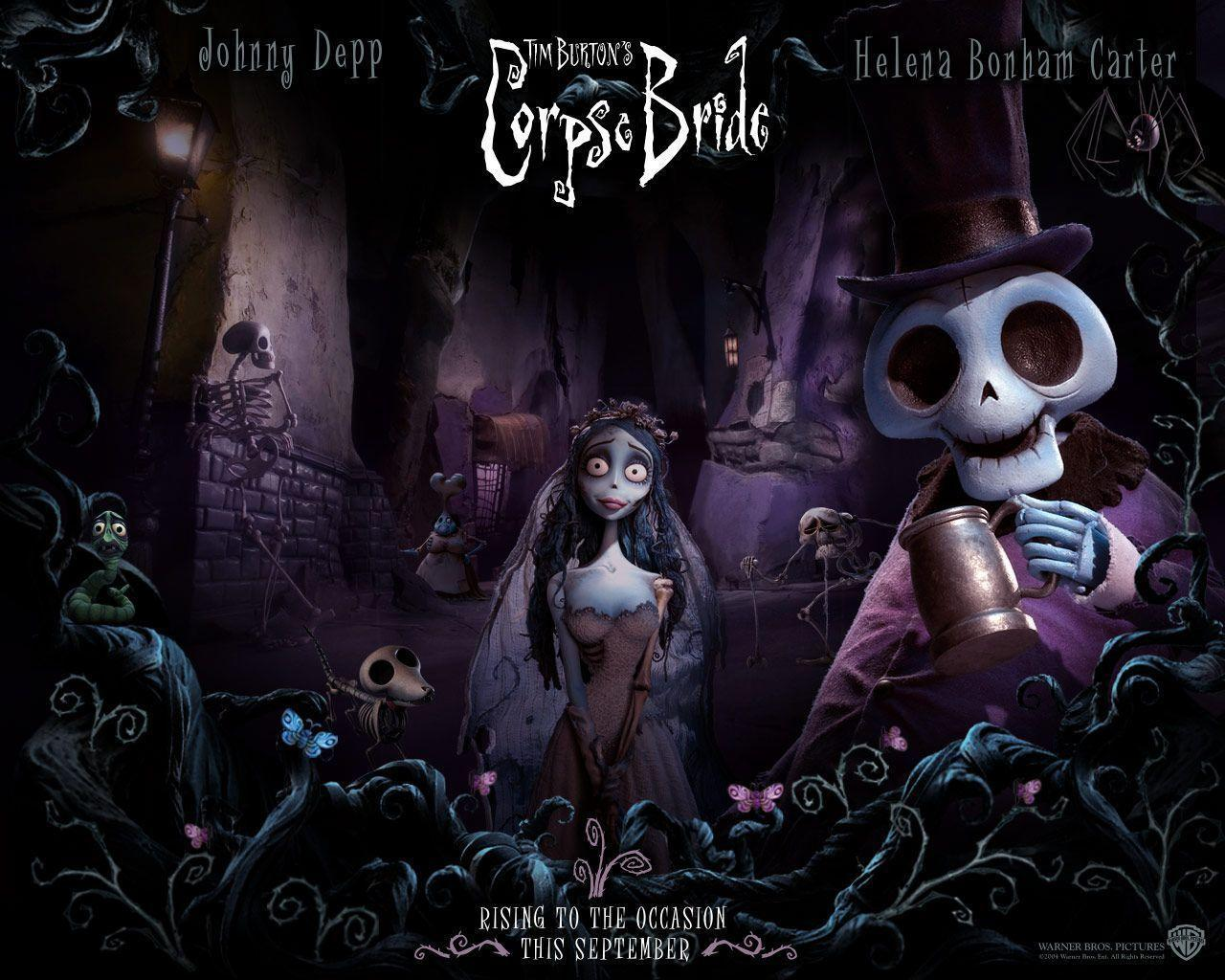 corpse bride movie wallpapers - photo #6