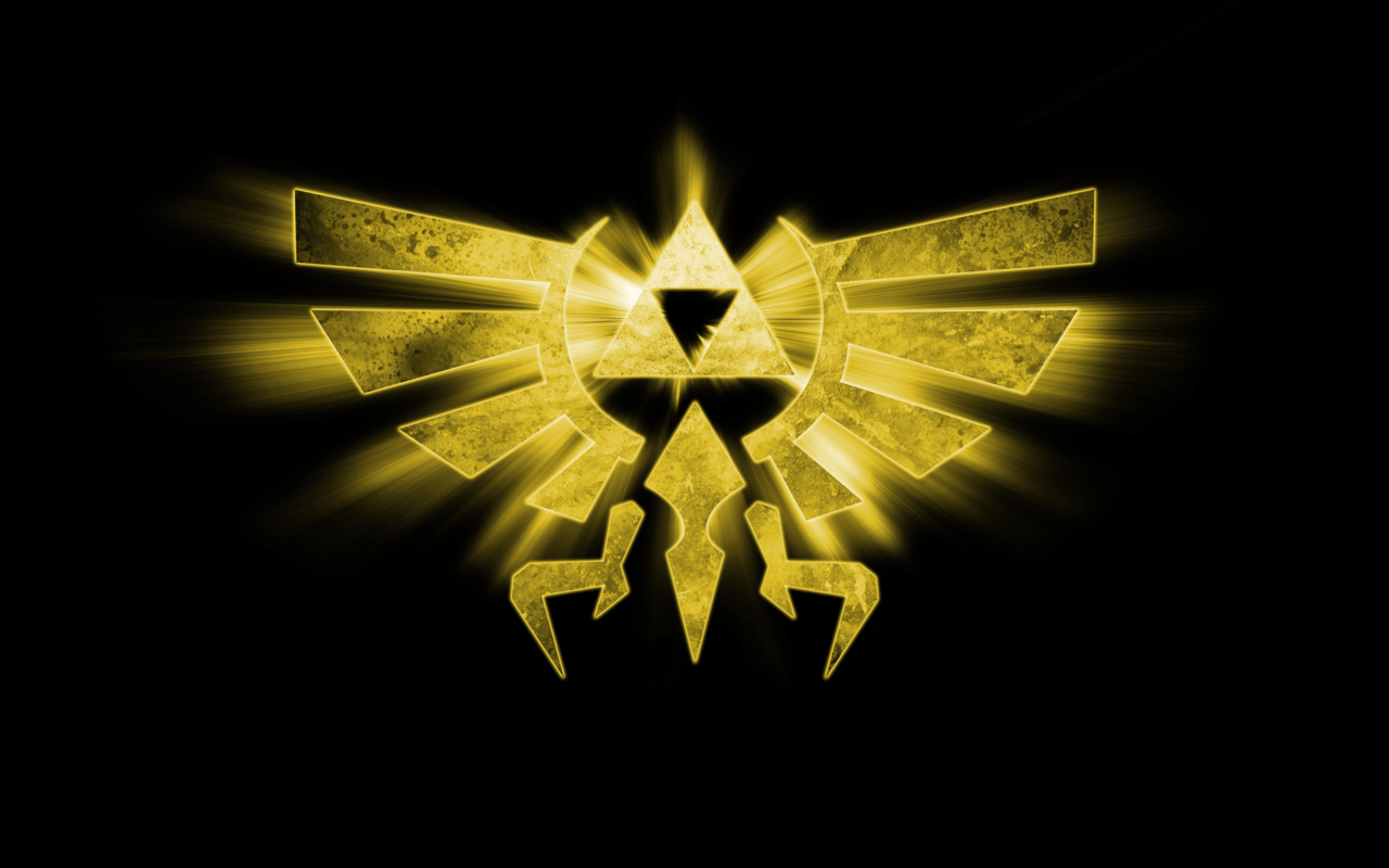 Triforce Wallpapers by BLUEamnesiac