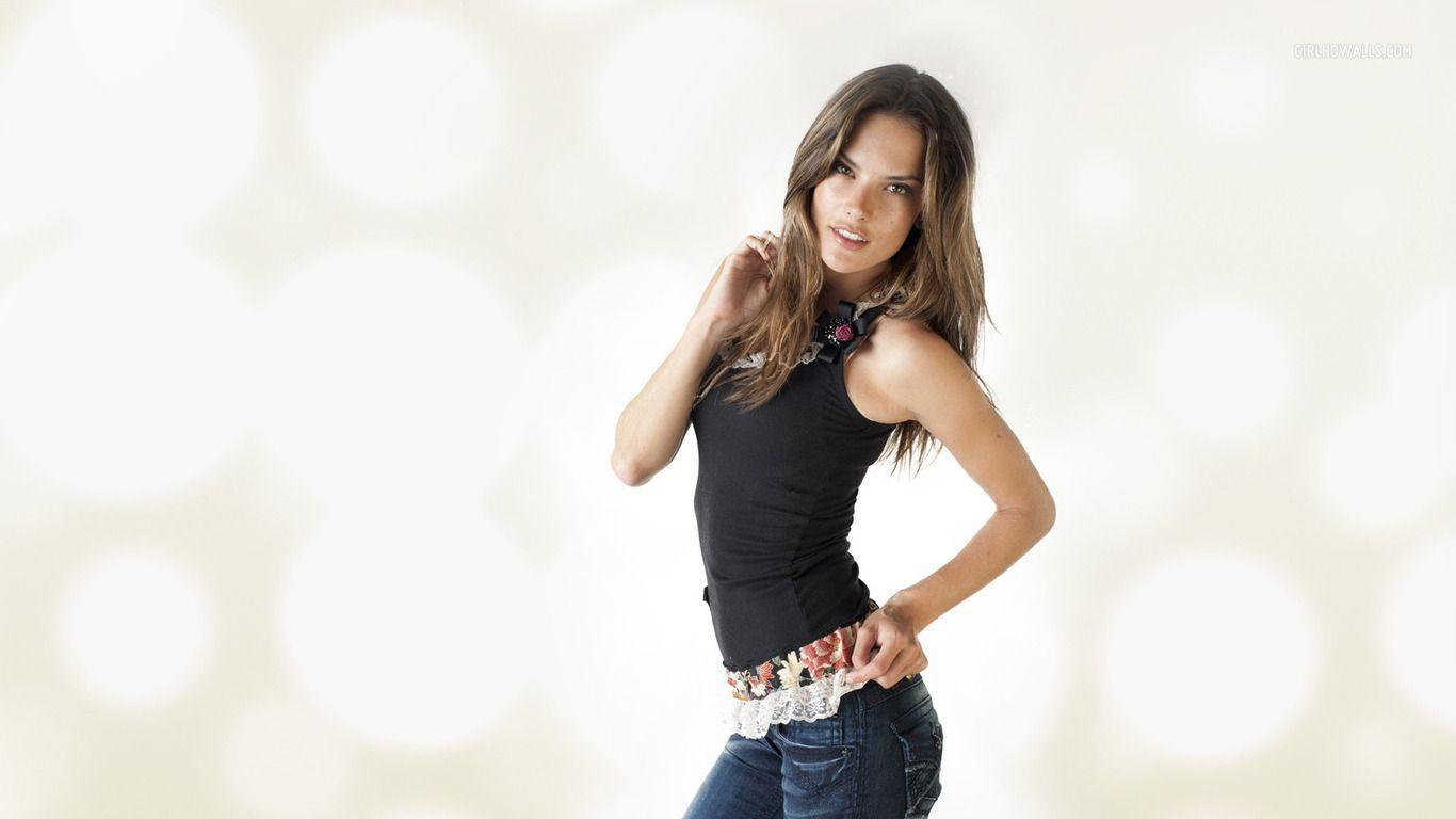 alessandra ambrosio wallpapers - photo #28