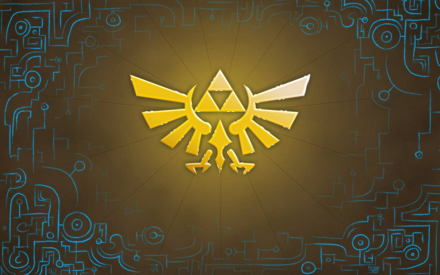 Animalfan Paper01 Zelda Legend desktop wallpapers 1440x900 .