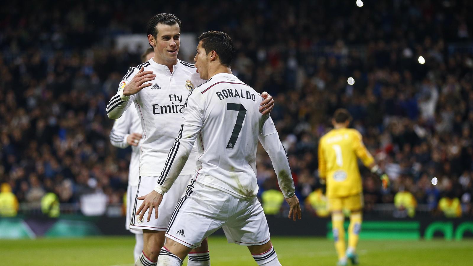 Real Madrid Celebratin...