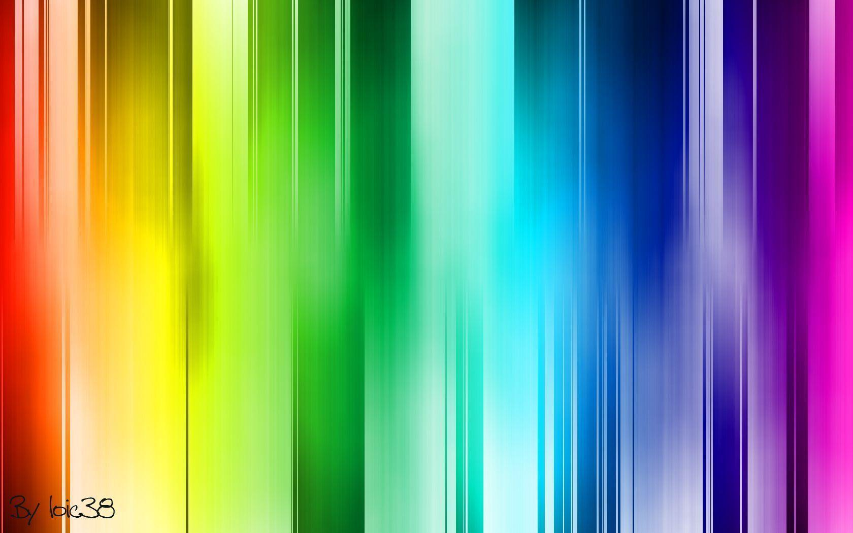 Abstract Backgrounds of Colored Bars by kayller77