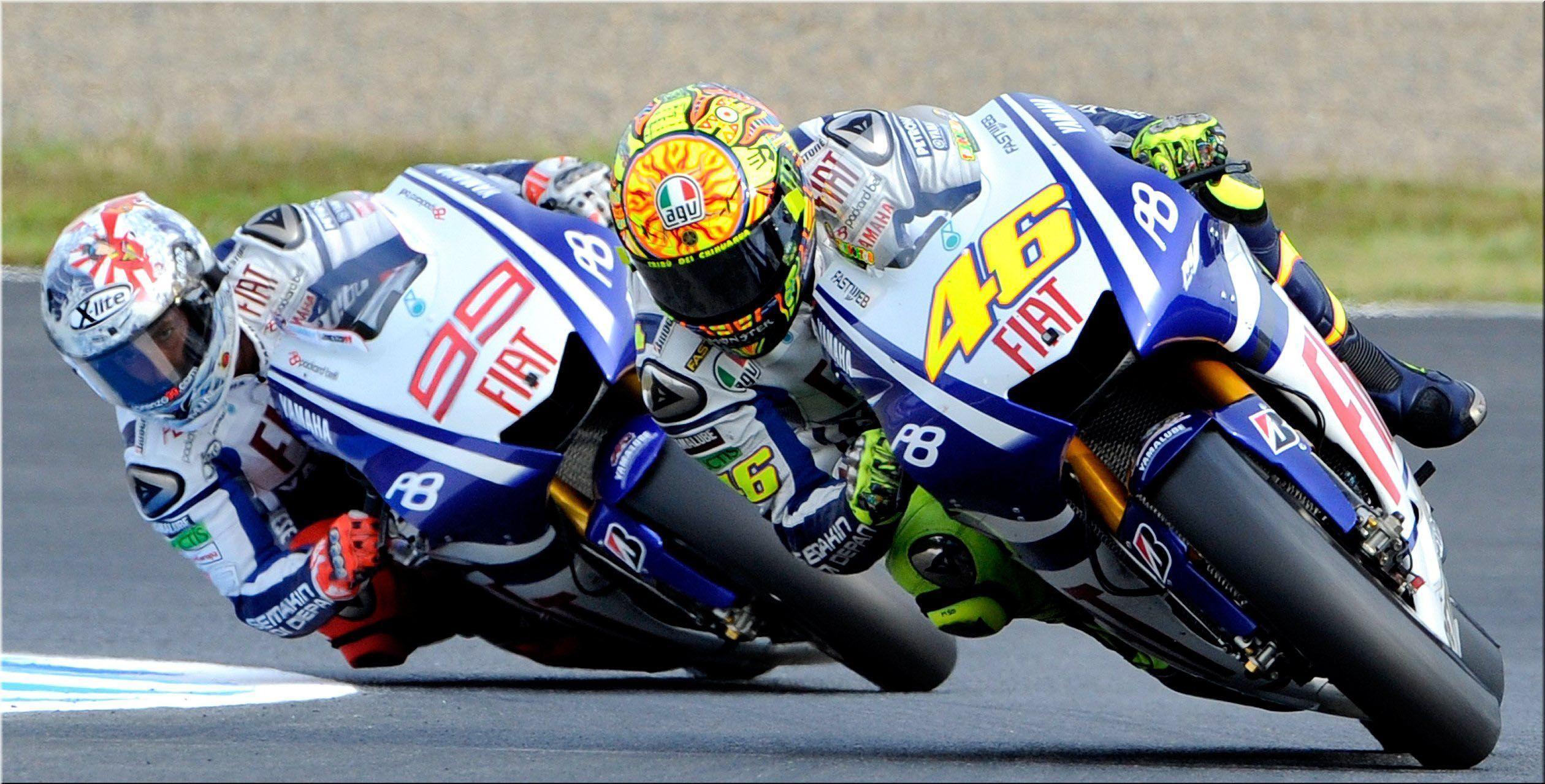 Valentino Rossi Hd Wallpaper: Moto GP Wallpapers
