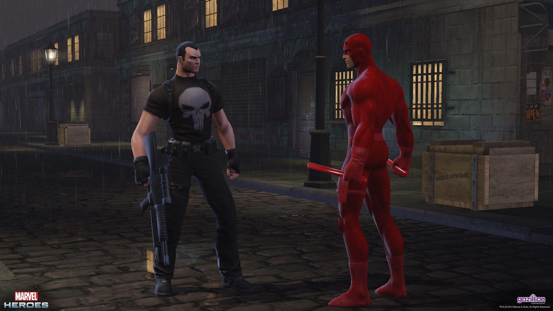 Daredevil Movie Wallpaper - Viewing Gallery