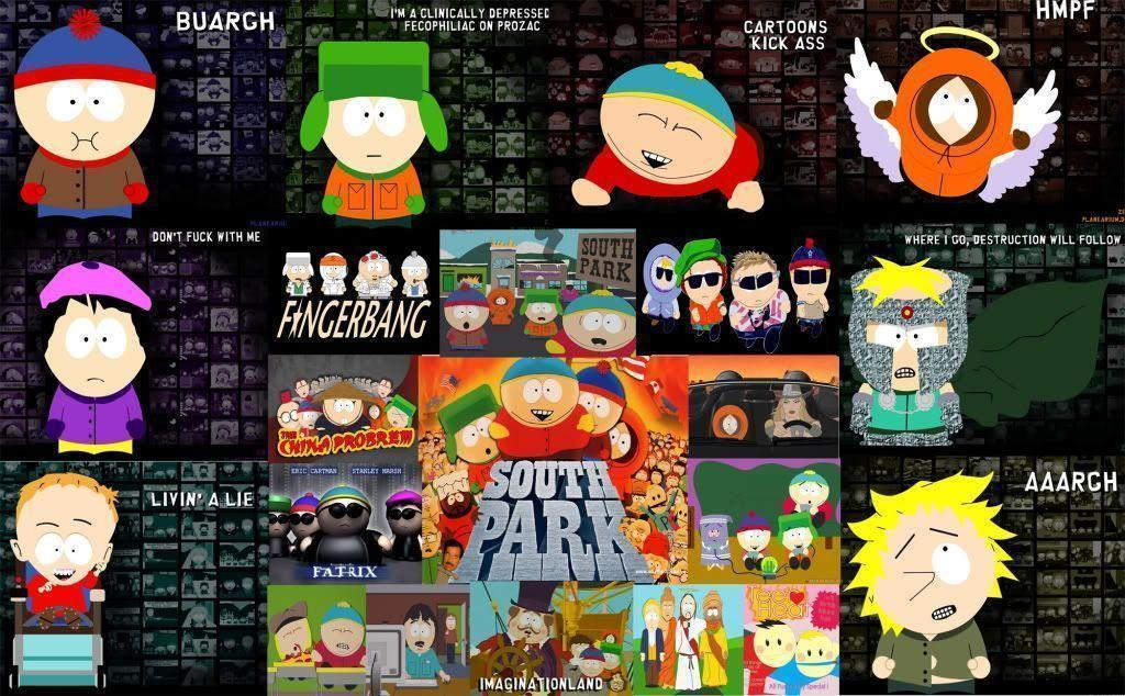 South Park Wallpaper Hd | coolstyle wallpapers.