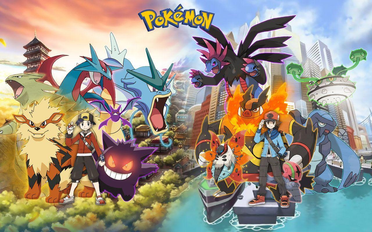 Pokemon Hd Wallpaper | Wallpaper | Basic Background