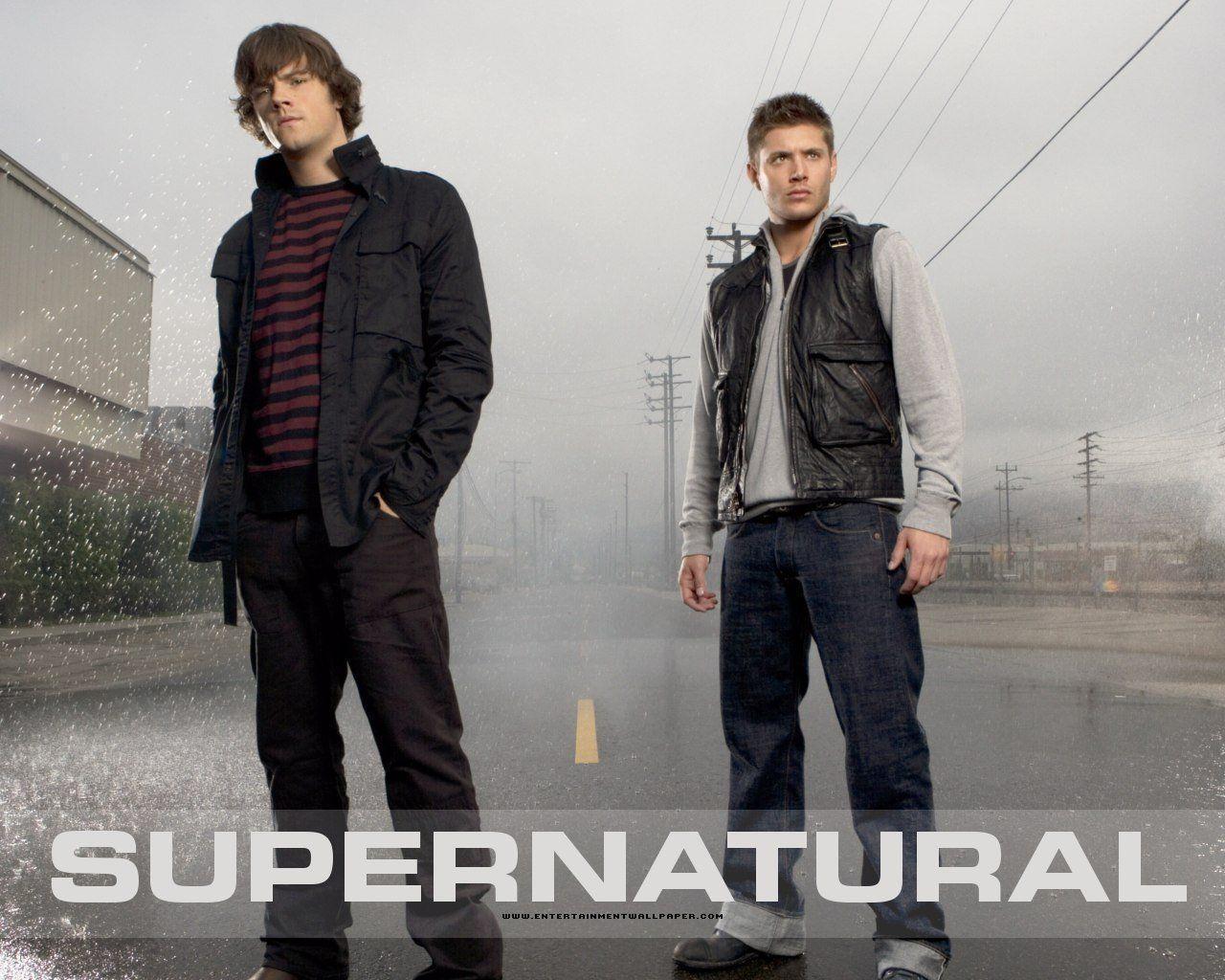 Supernatural Zoom Background 4