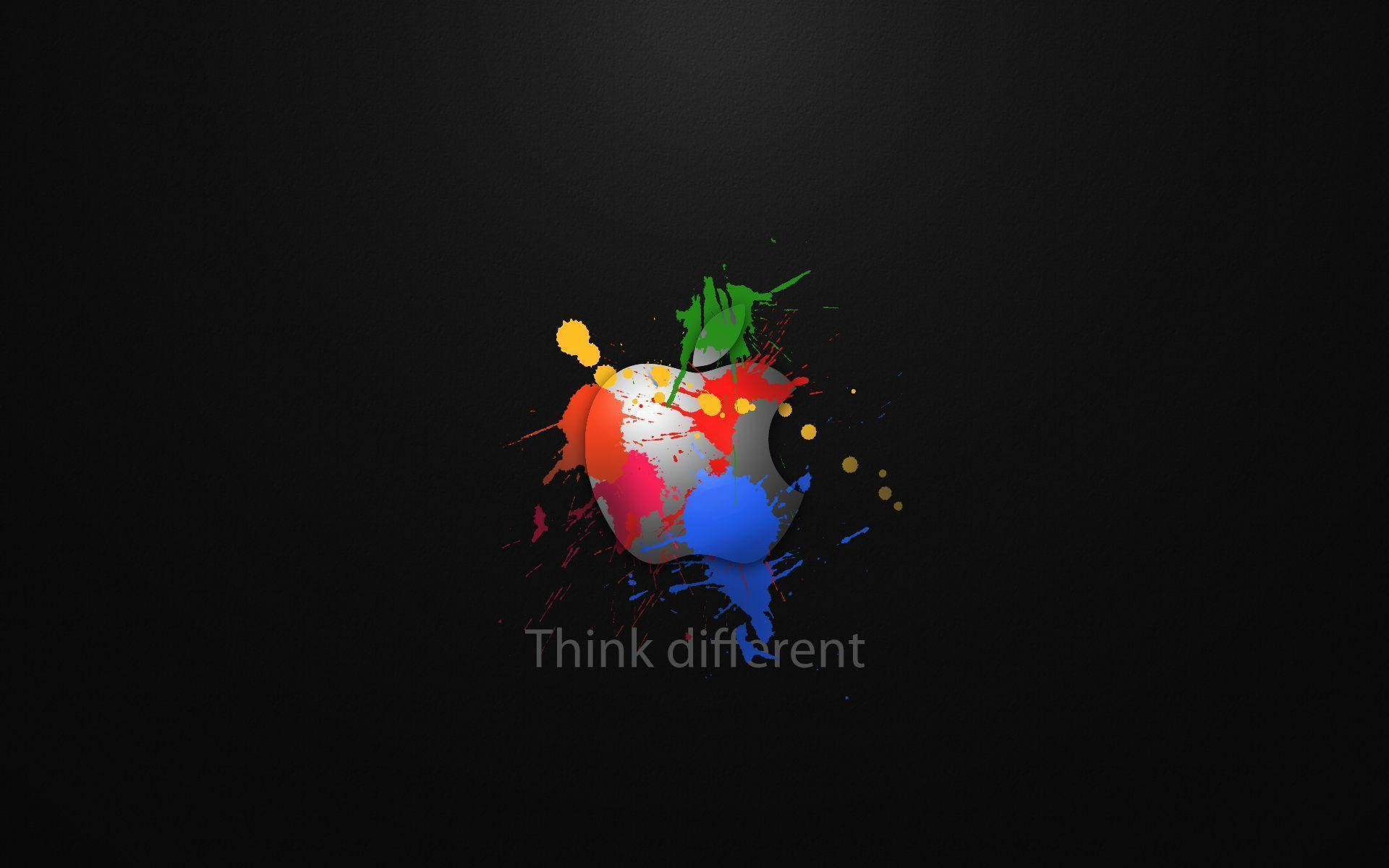Think different apple wallpapers wallpaper cave for Different wallpapers for walls