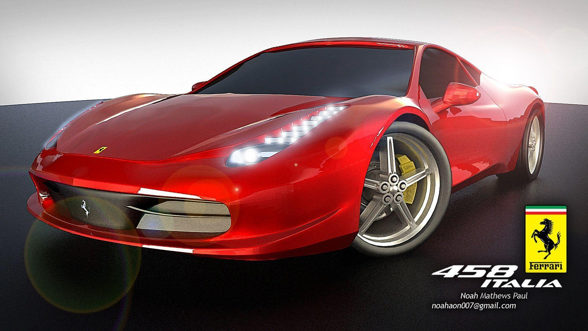 Ferrari 458 italia wallpapers wallpaper cave for Wallpaper italia