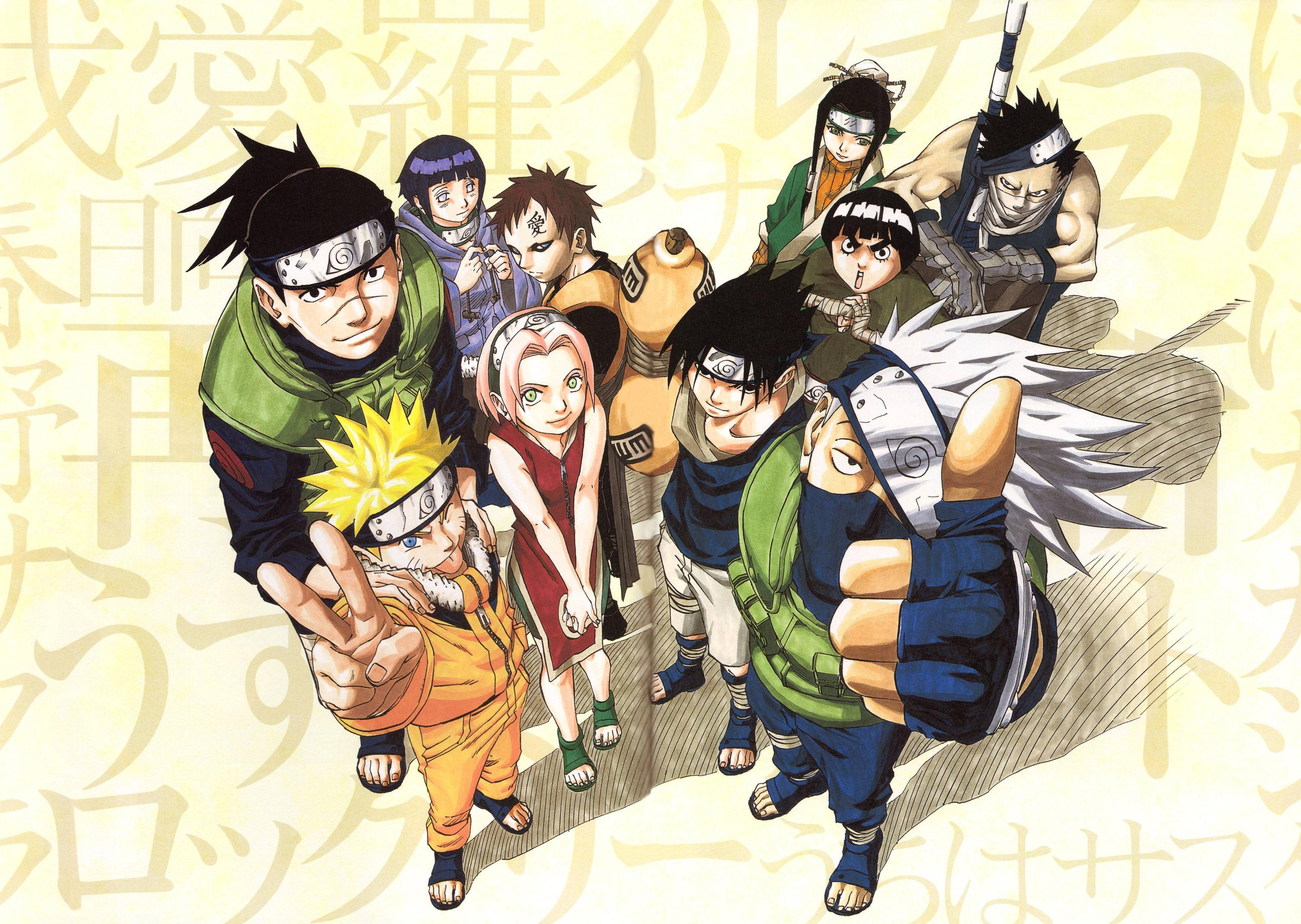 Fantastic Wallpaper Naruto Group - oycAeD9  Best Photo Reference_435758.jpg