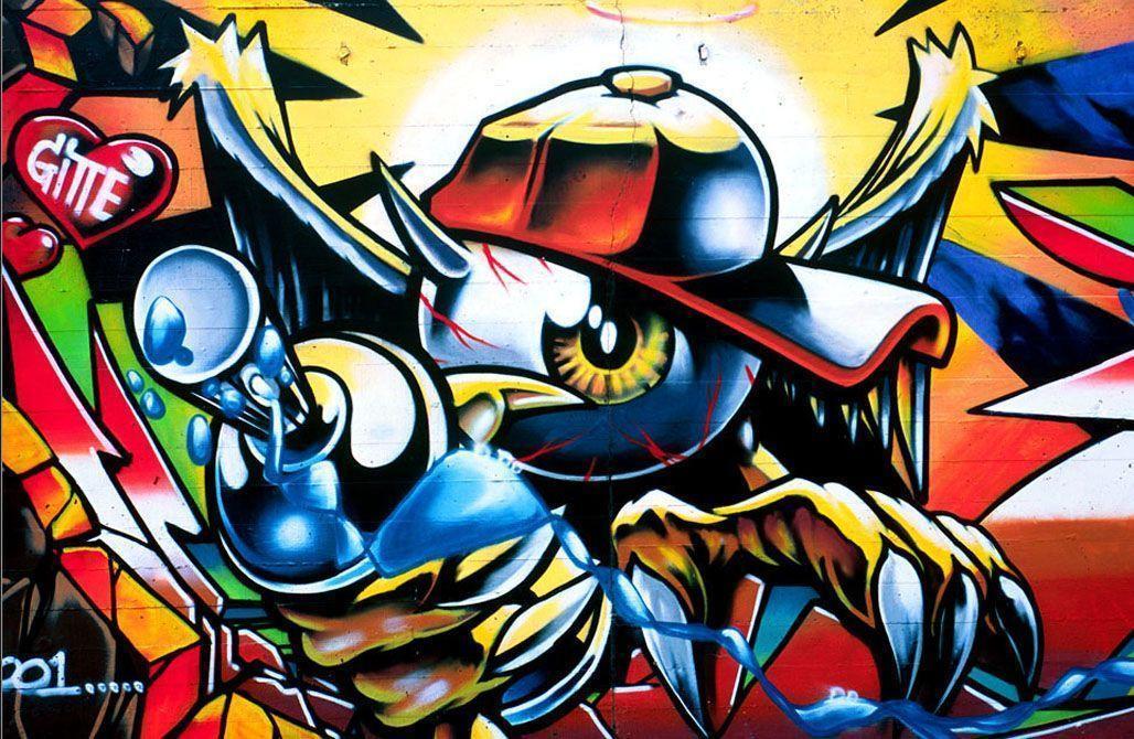 Cool Graffiti Wallpapers Wallpaper Cave