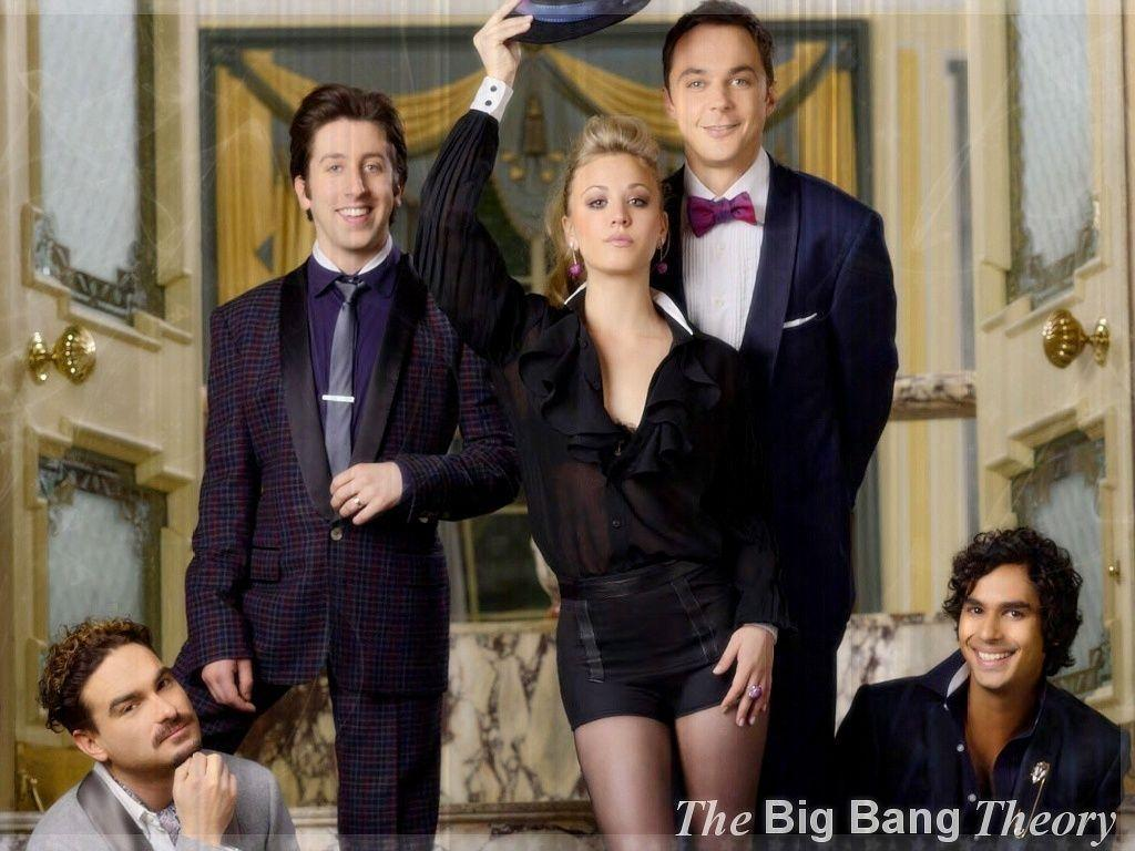 TBBT Cast Wallpaper - The Big Bang Theory Wallpaper (10843556 ...