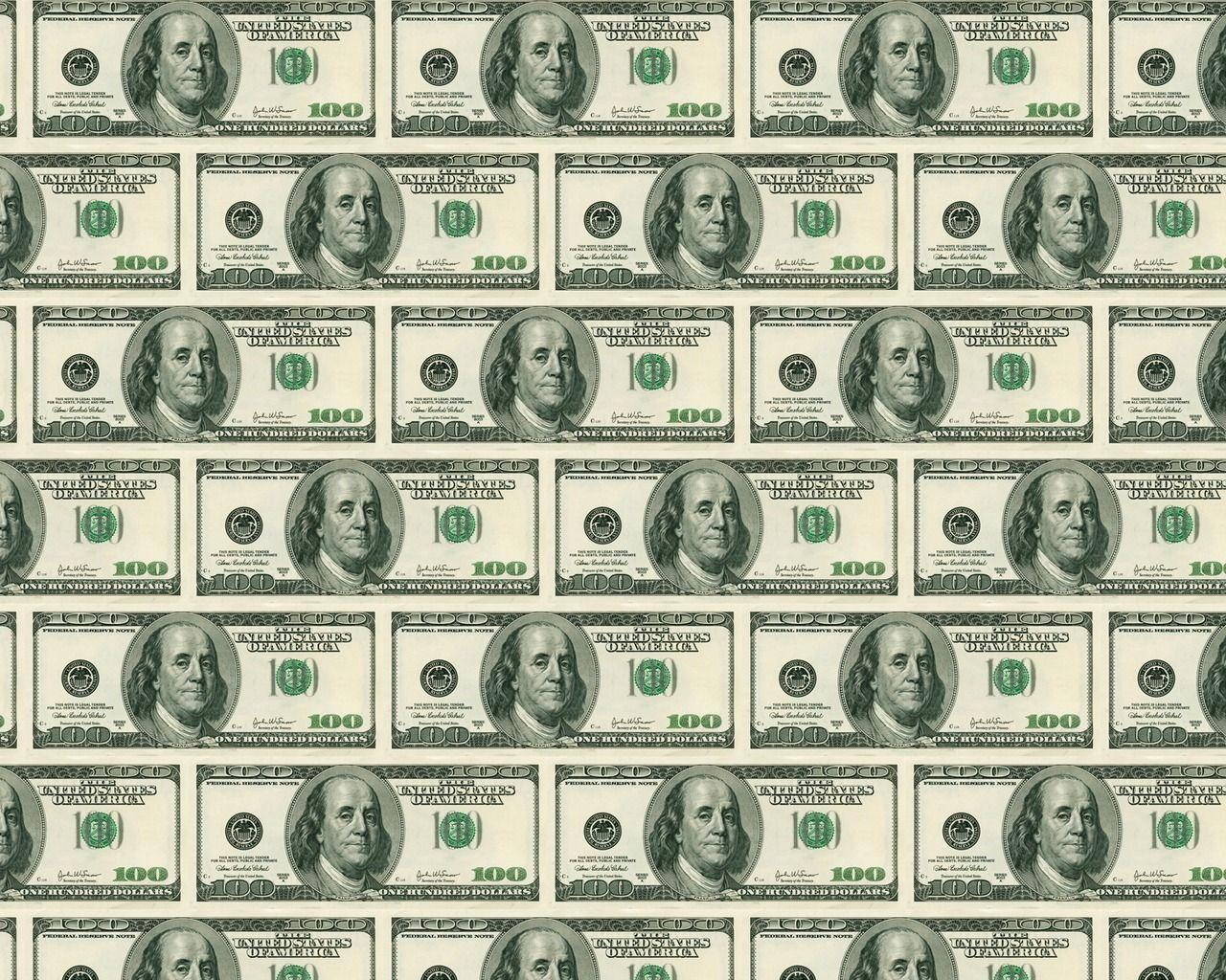 100 Dollars bill wallpapers