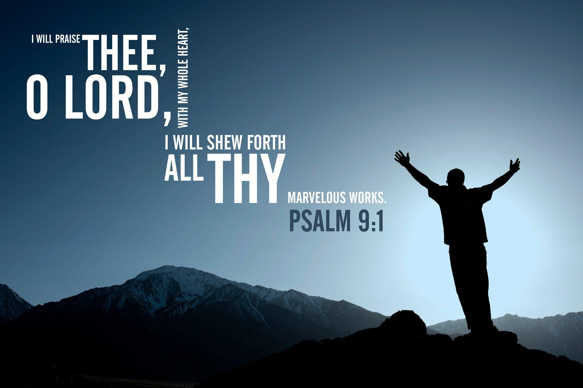 christian wallpaper psalms - photo #17