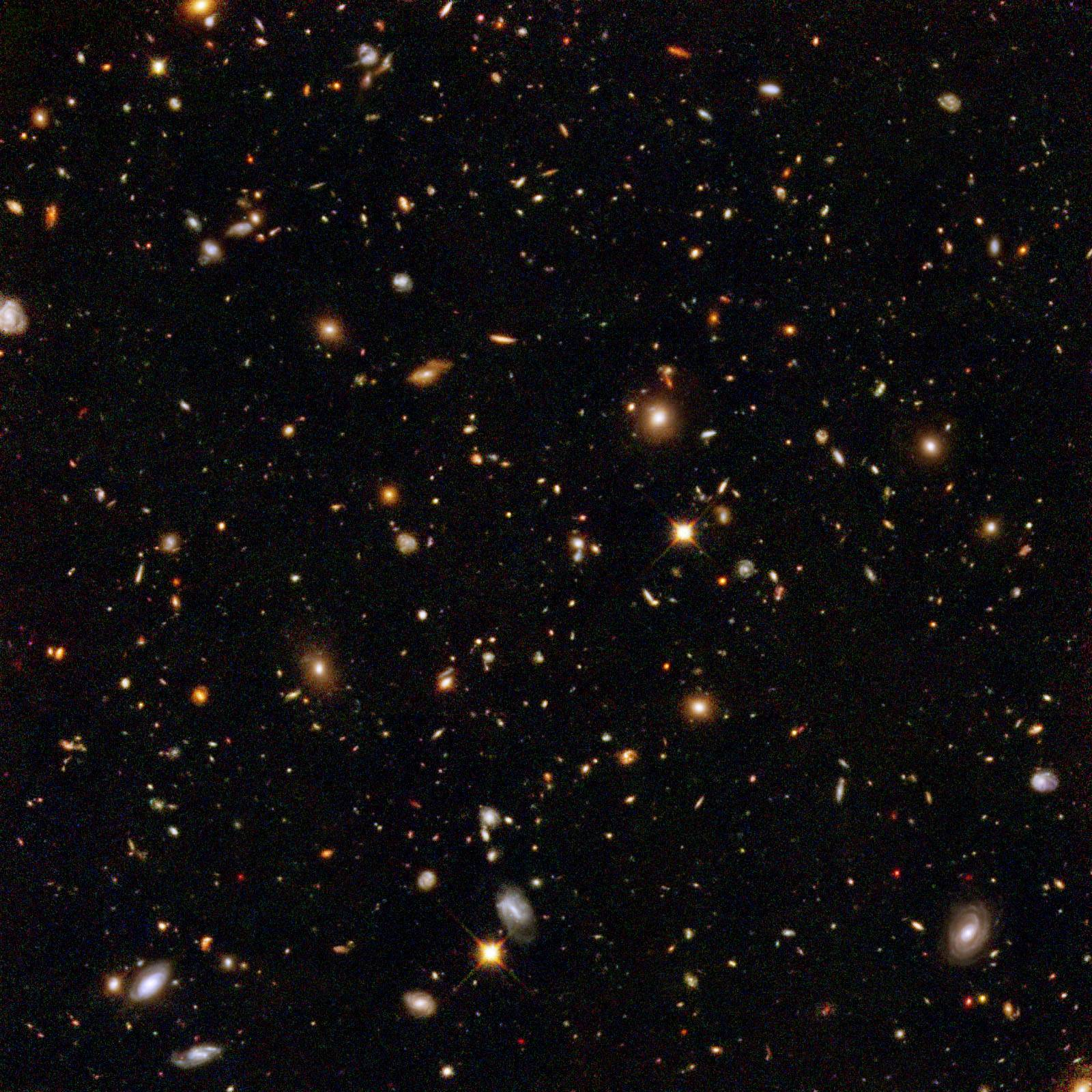 hubble deep field hd wallpaper - photo #12