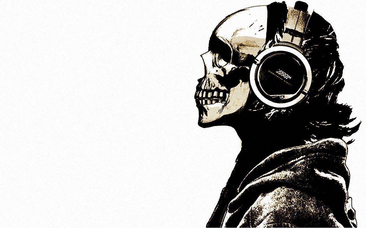 skull wallpaper wallpapers hd - photo #10