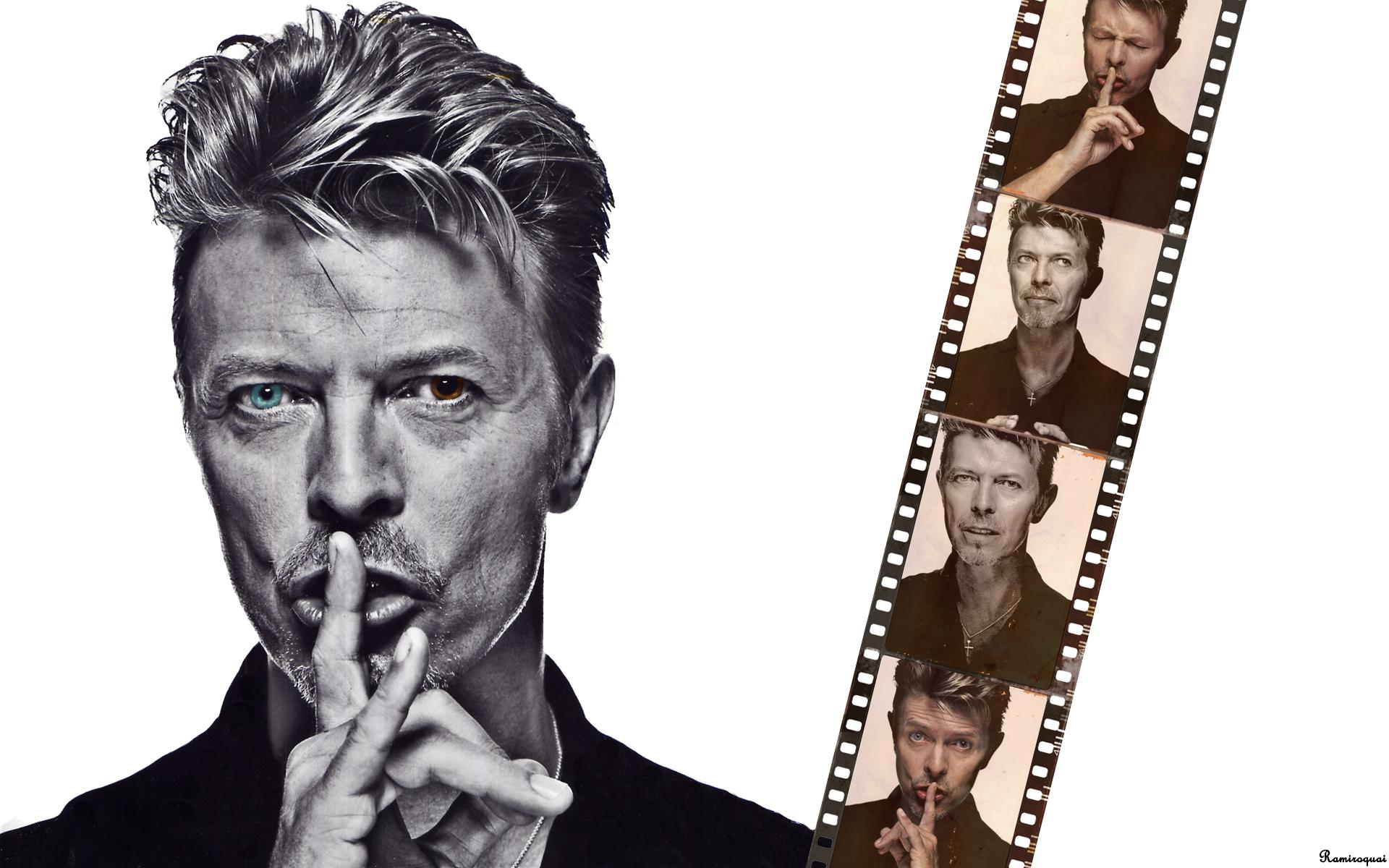 David Bowie Wallpaper by Ramiroquai on DeviantArt