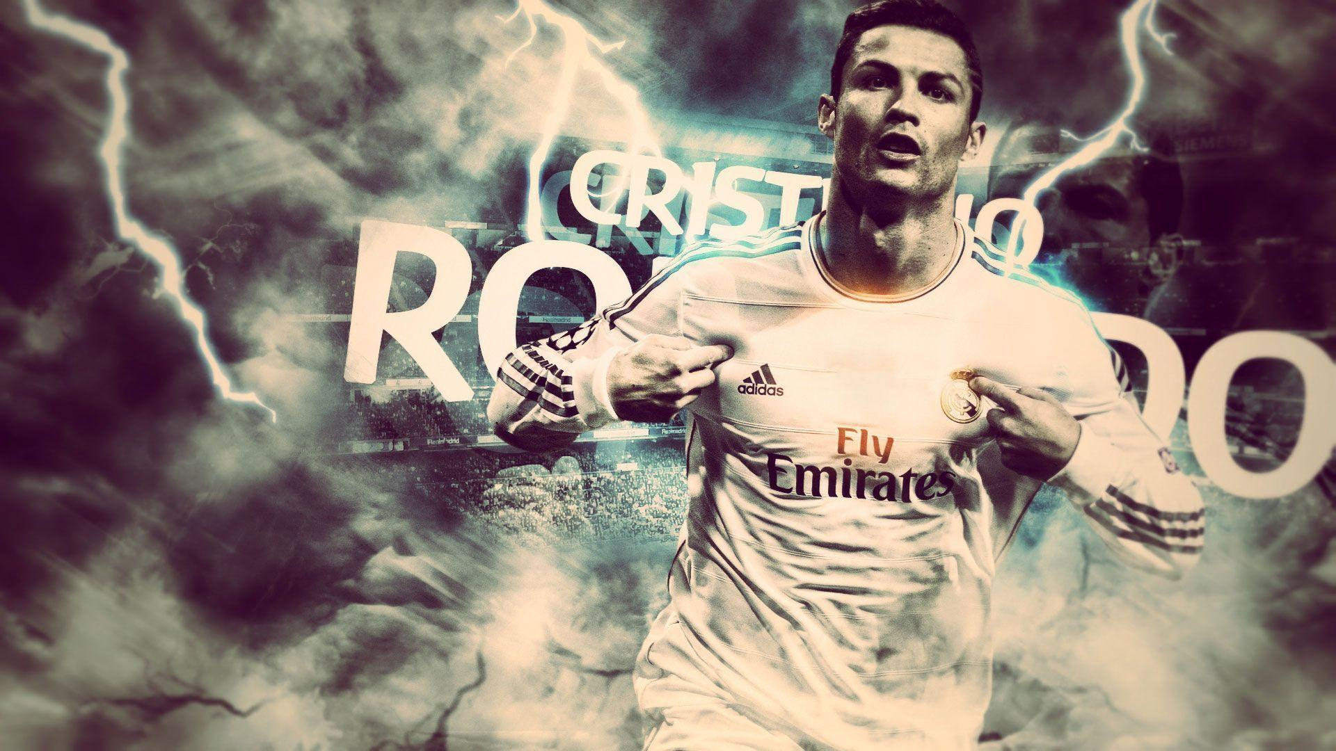 Cristiano Ronaldo CR7 2014 Wallpapers Wide or HD