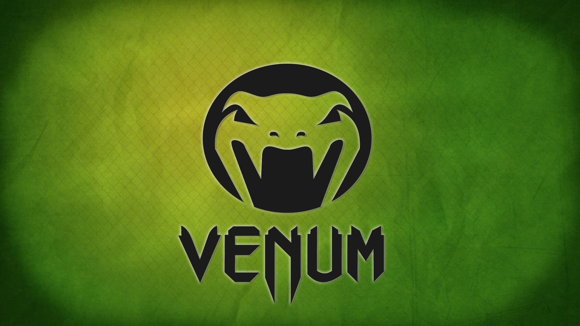 venum logo wallpaper - photo #1