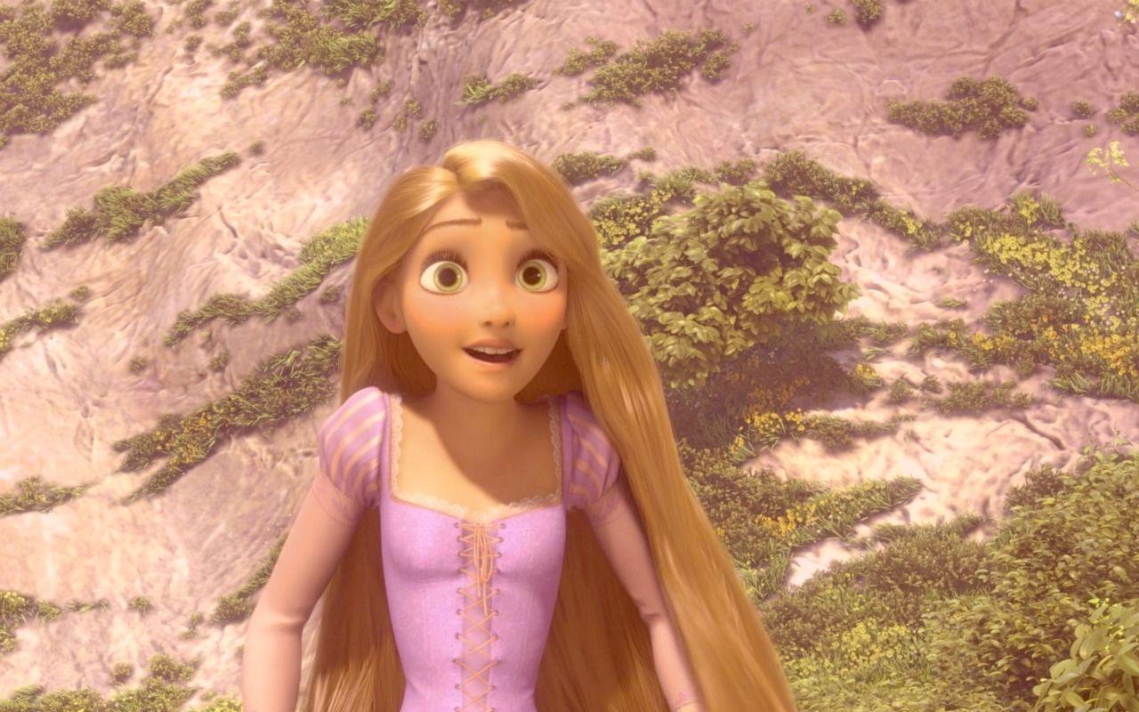 Rapunzel Wallpaper - Disney Princess Wallpaper (28959073) - Fanpop