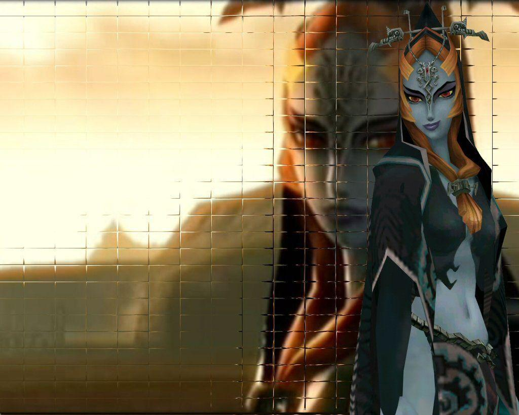 Midna True Form Wallpaper