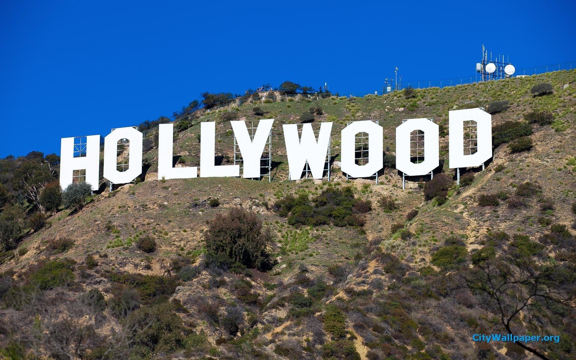 Hollywood Sign Wallpapers - Wallpaper Cave