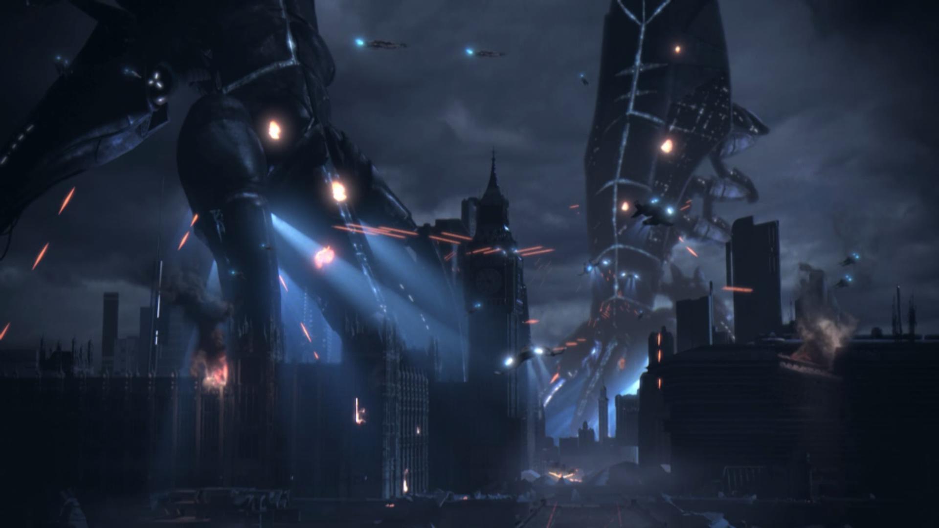 Mass Effect 3 Wallpaper: Mass Effect 3 Desktop Backgrounds