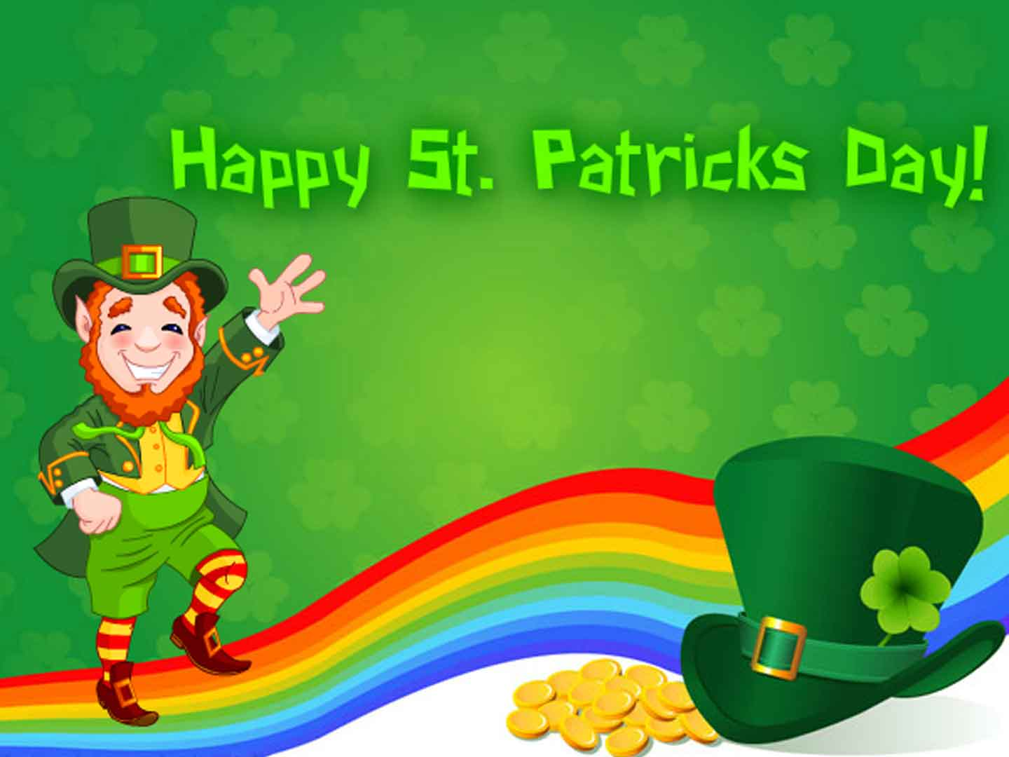 Free Wallpapers - Happy St. Patricks Day Wallpaper wallpaper