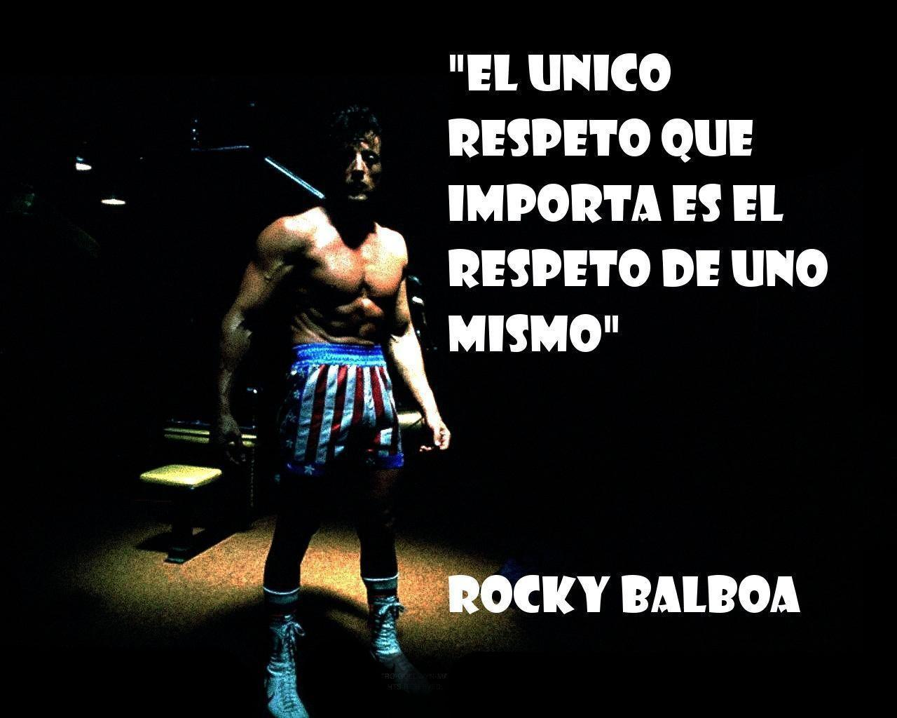 Rocky balboa wallpapers wallpaper cave - Rocky wallpaper with quotes ...