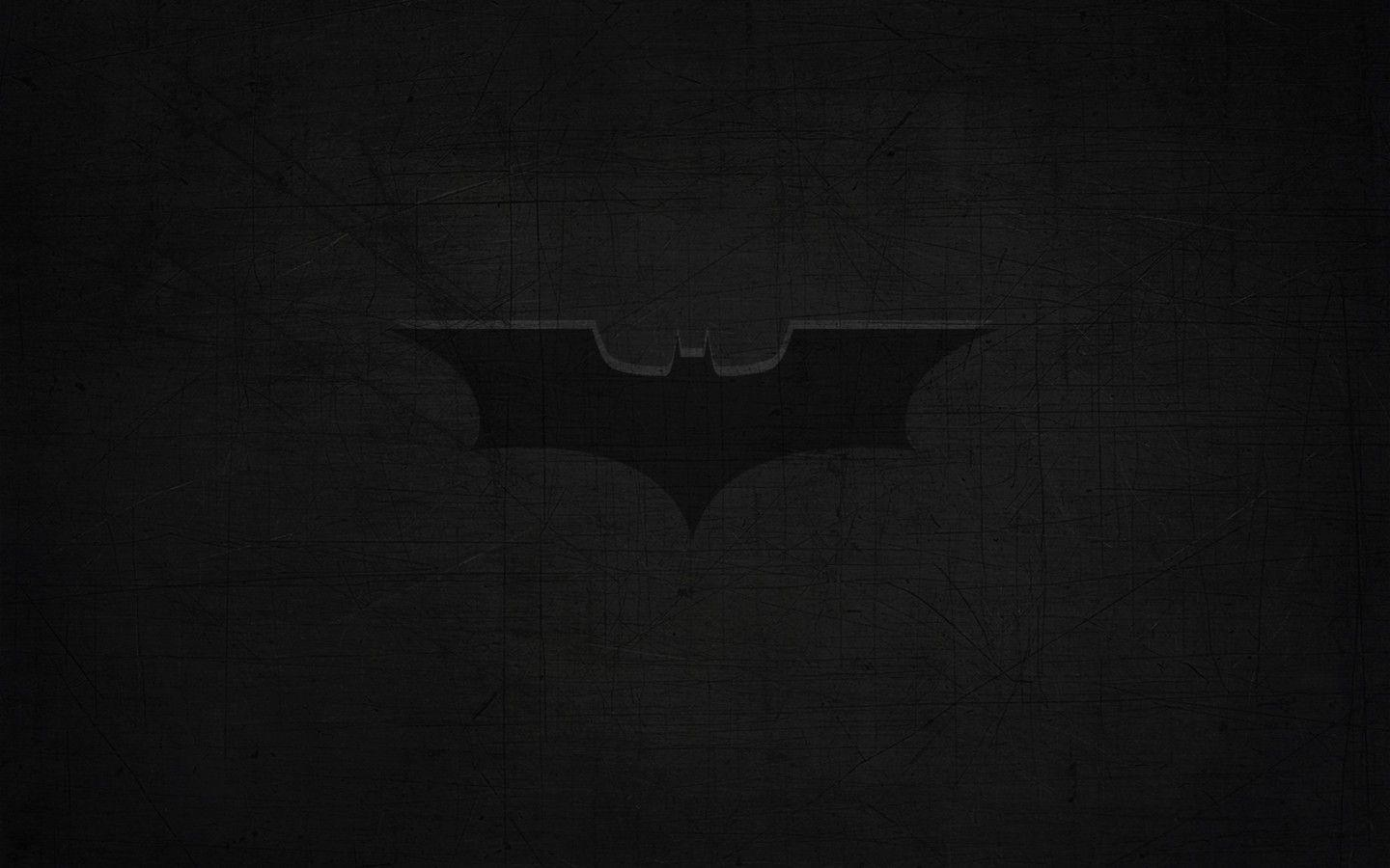 Wallpapers For The Dark Knight Logo Wallpaper