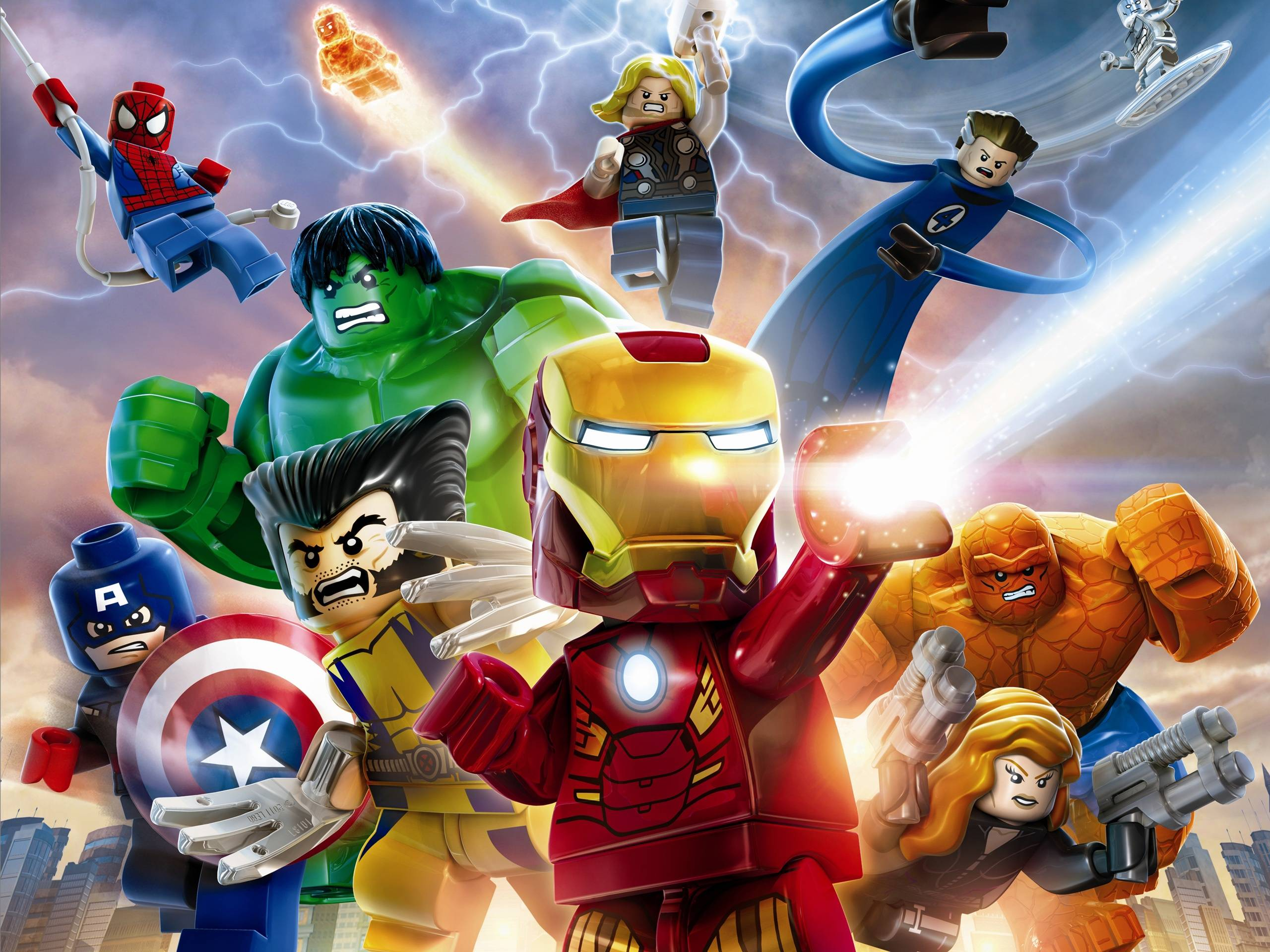 lego marvel wallpaper for desktop - photo #2