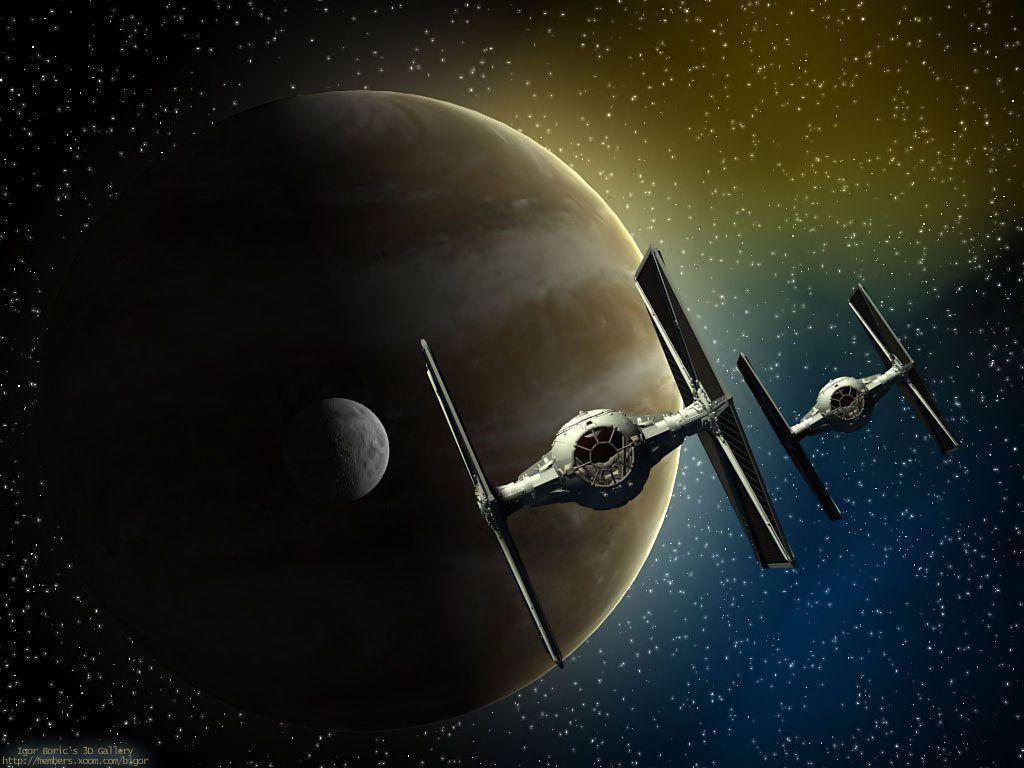 imperial tie fighter wallpaper - photo #19