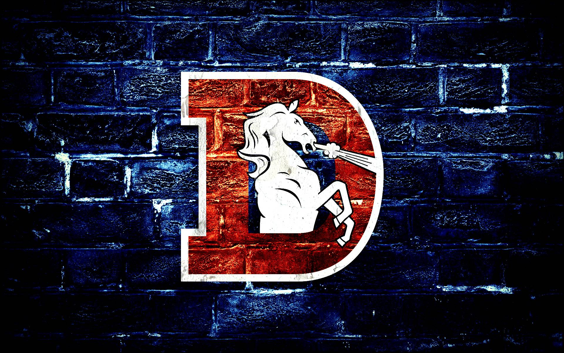 Denver broncos wallpapers wallpaper cave for D wall wallpaper