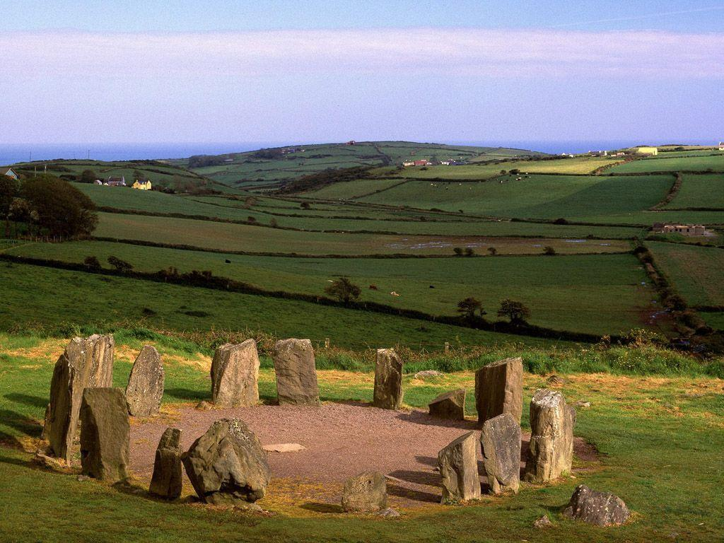 Ireland Landscape Wallpaper - Viewing Gallery
