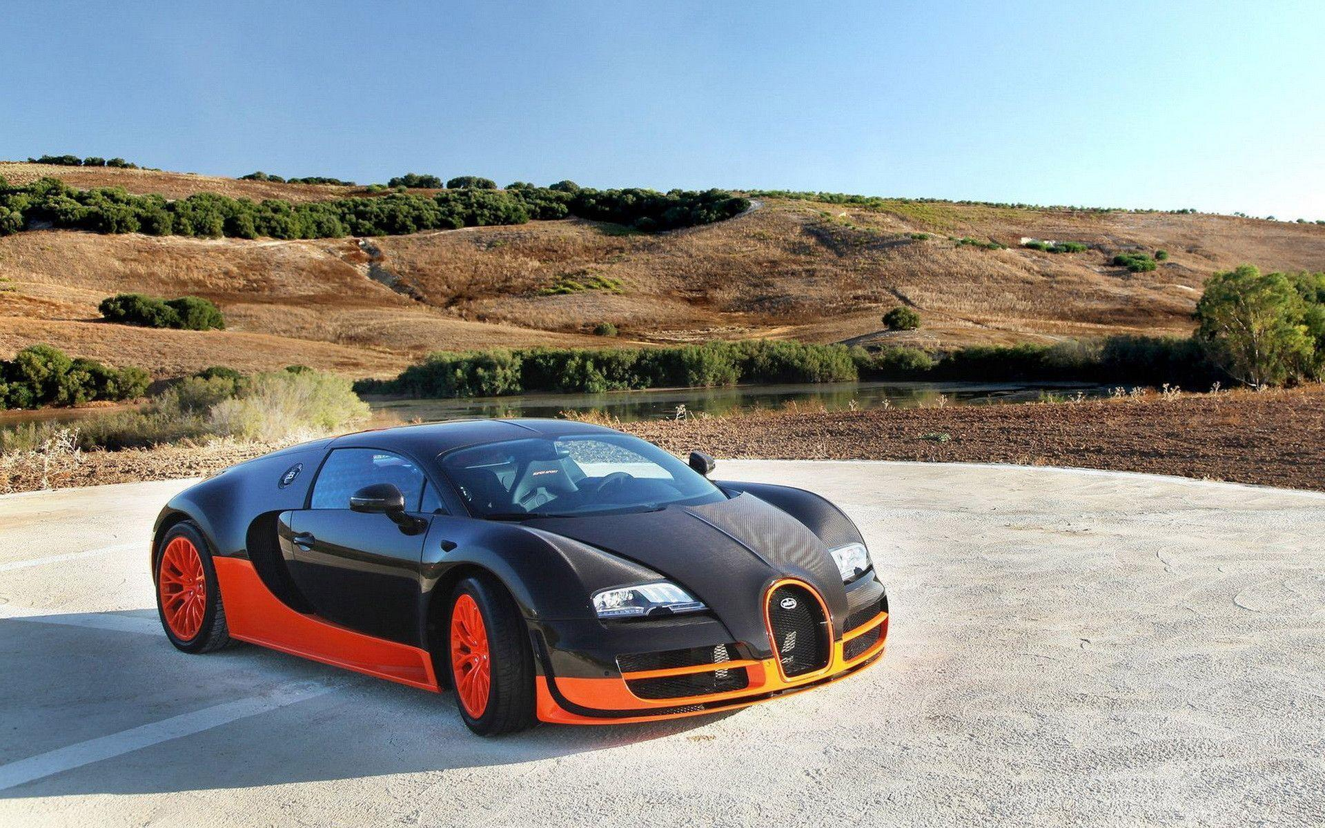 Bugatti Veyron Super Sport Full Hd Wallpaper