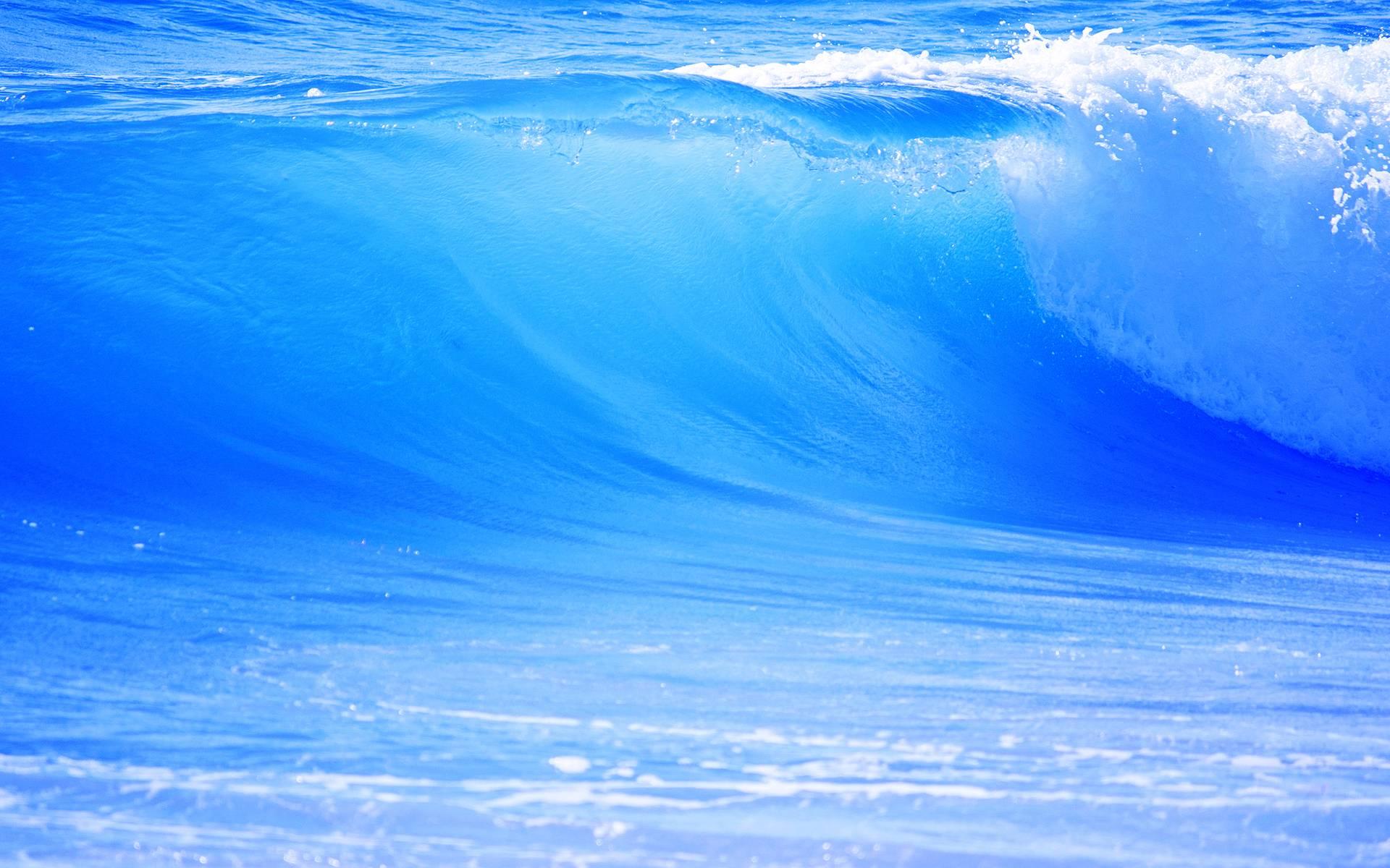pin sea waves wallpaper - photo #27