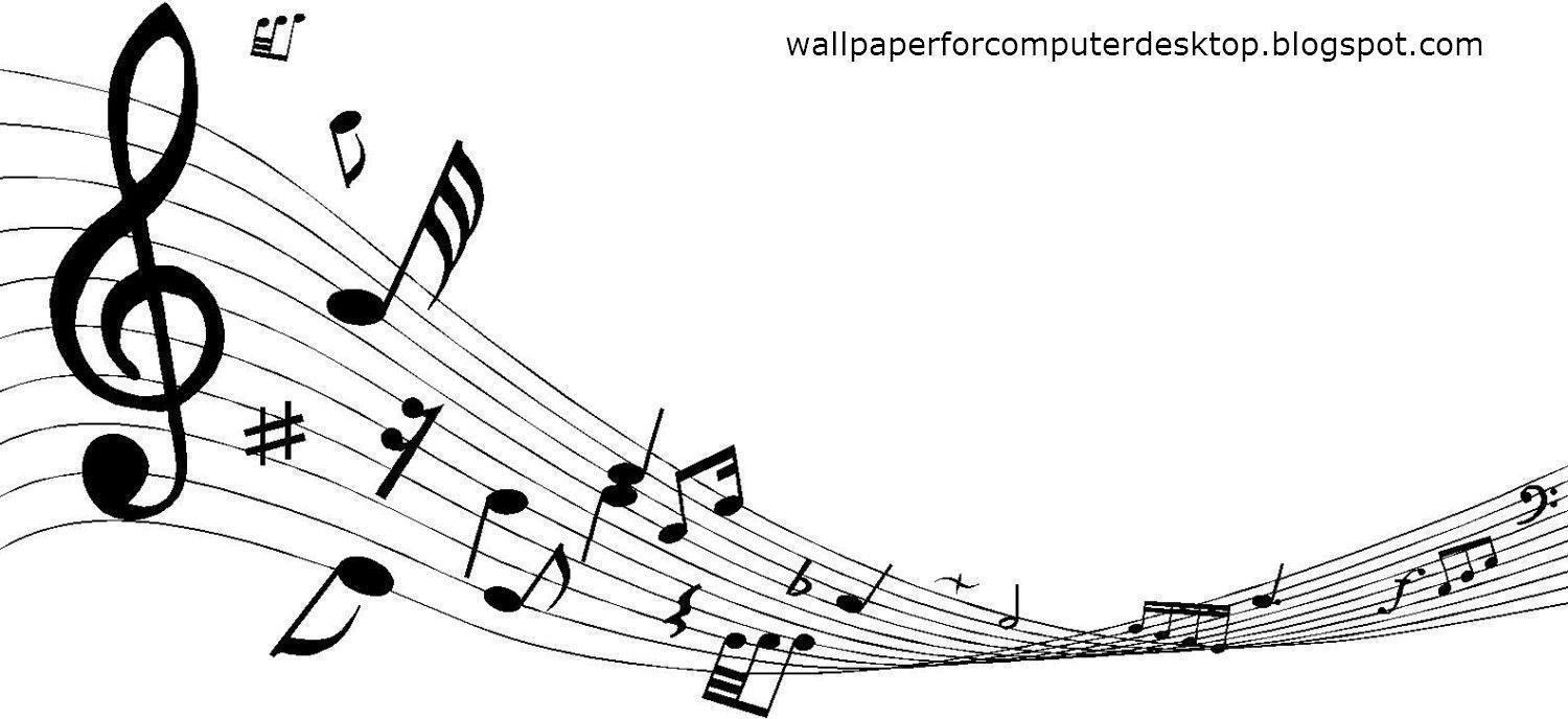 Wallpapers For > Musical Notes Wallpapers