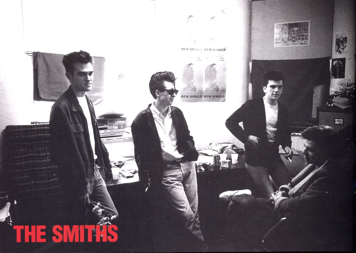 the smiths band wallpaper - photo #2