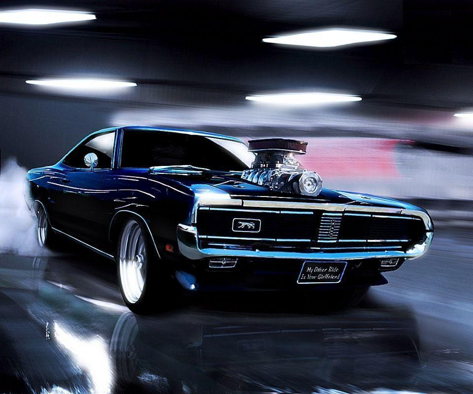 muscle cars wallpapers high resolution - wallpaper cave