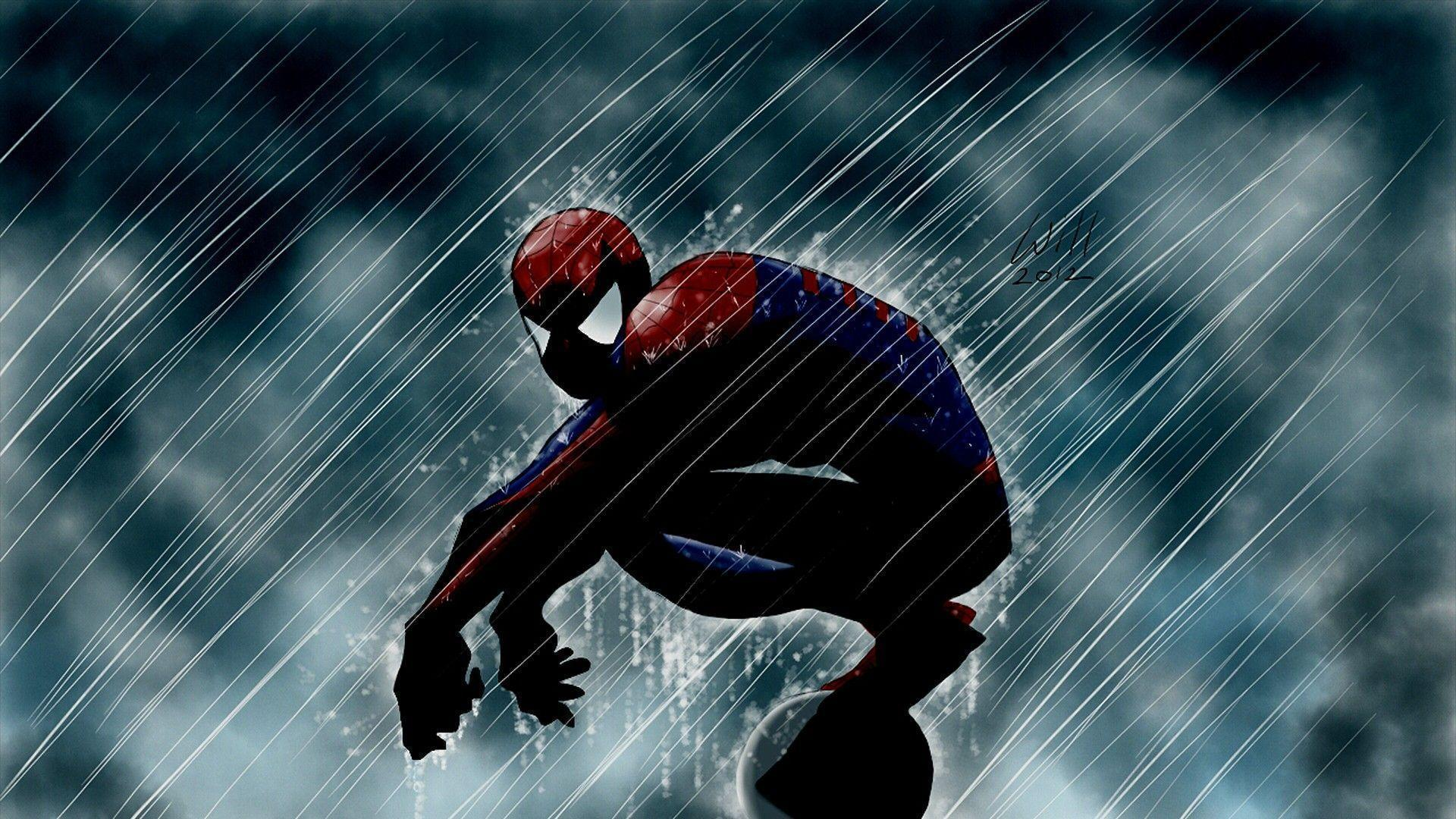 Spiderman in Comic Exclusive HD Wallpapers #