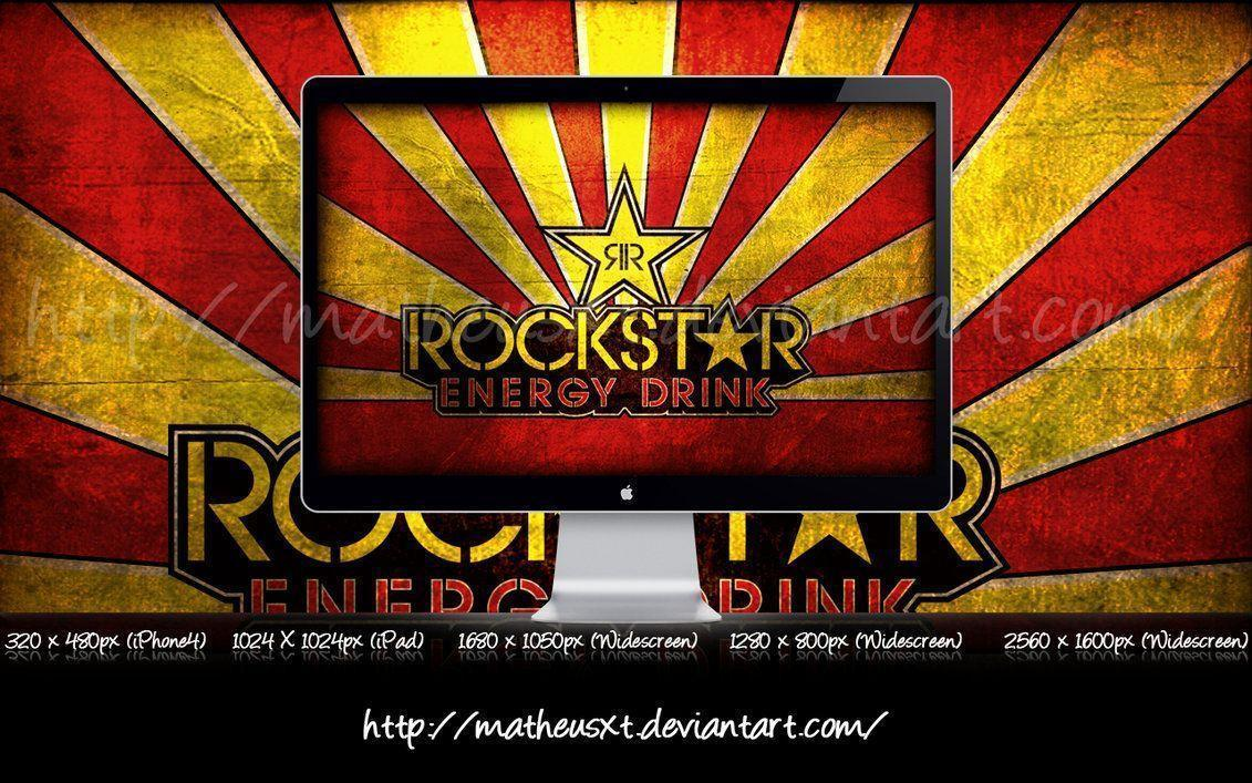 Rockstar Energy Wallpapers - Wallpaper Cave