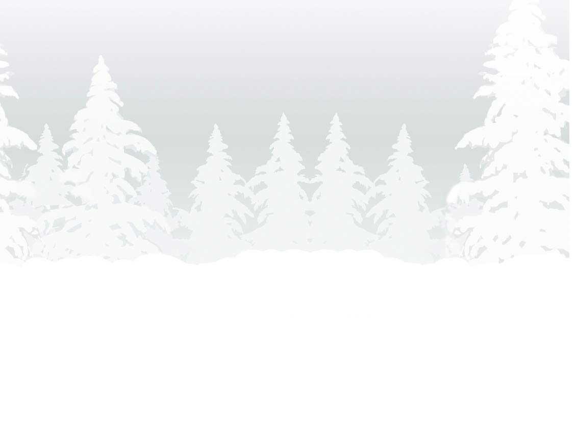 snowy night wallpaper