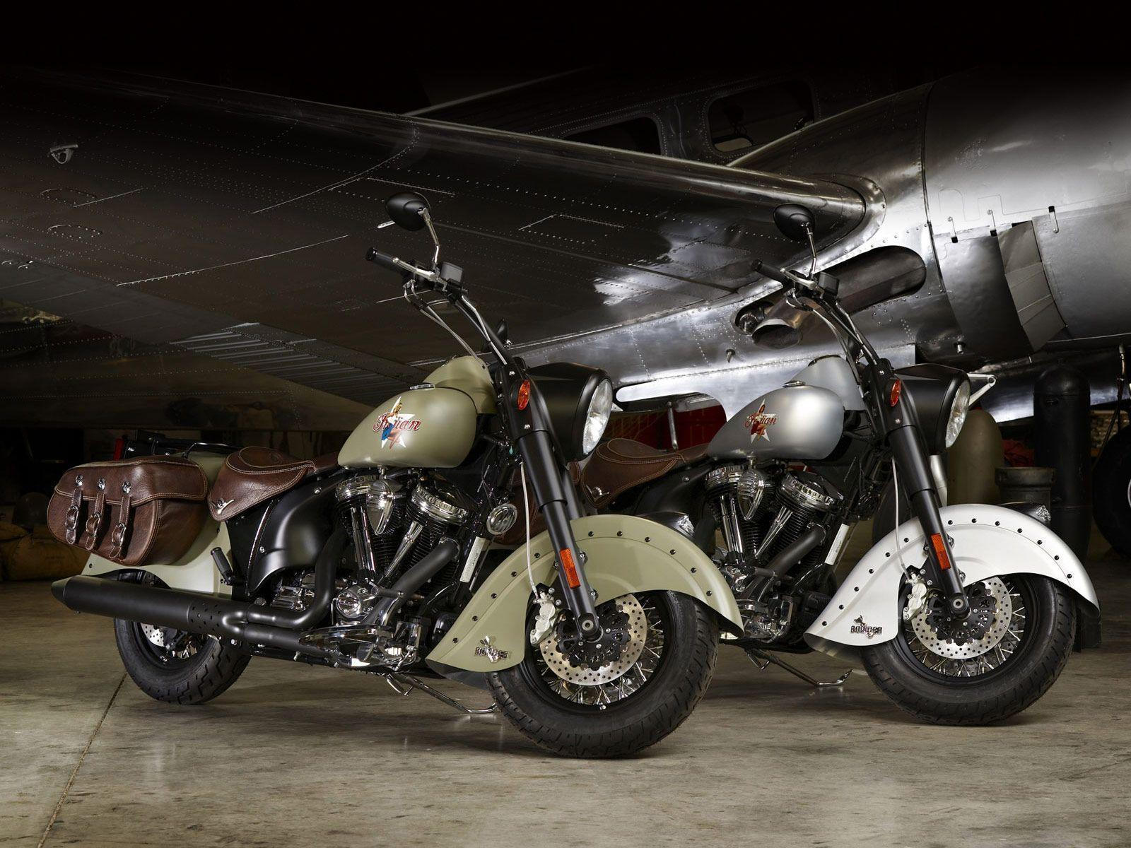 Vehicles For > Classic Indian Motorcycles Wallpapers