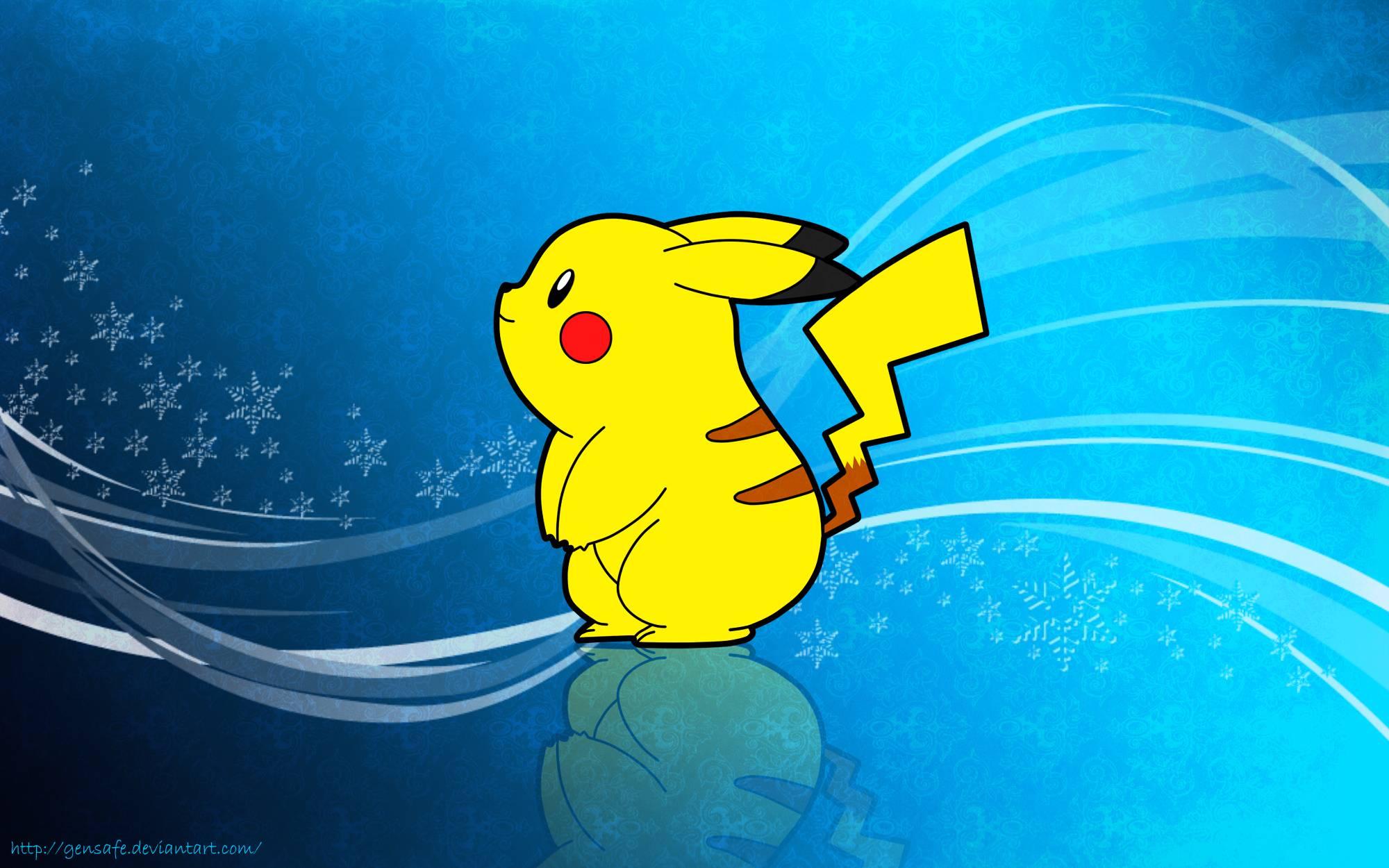 pikachu pokemon wallpaper - photo #29