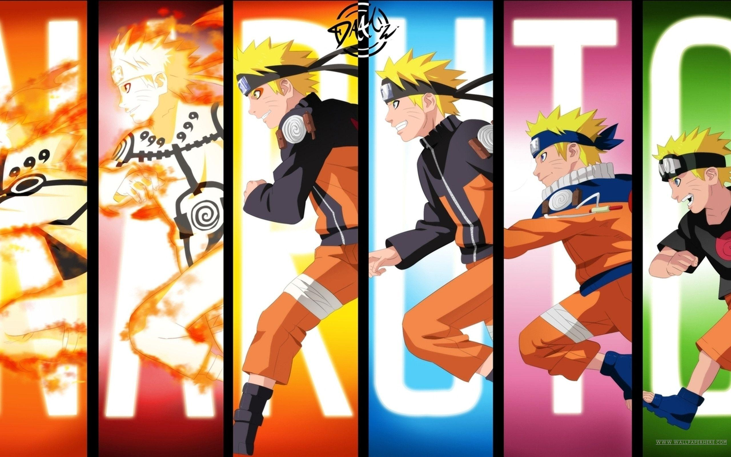 Free Naruto Wallpapers - Wallpaper Cave