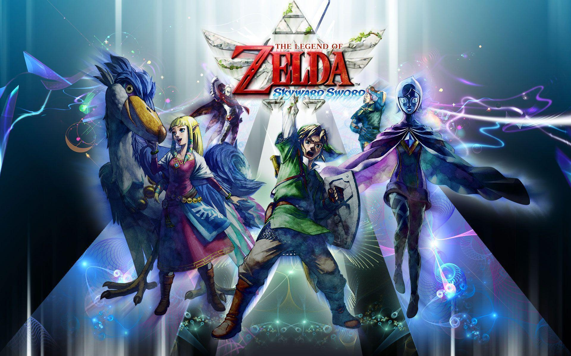 Skyward Sword Wallpapers