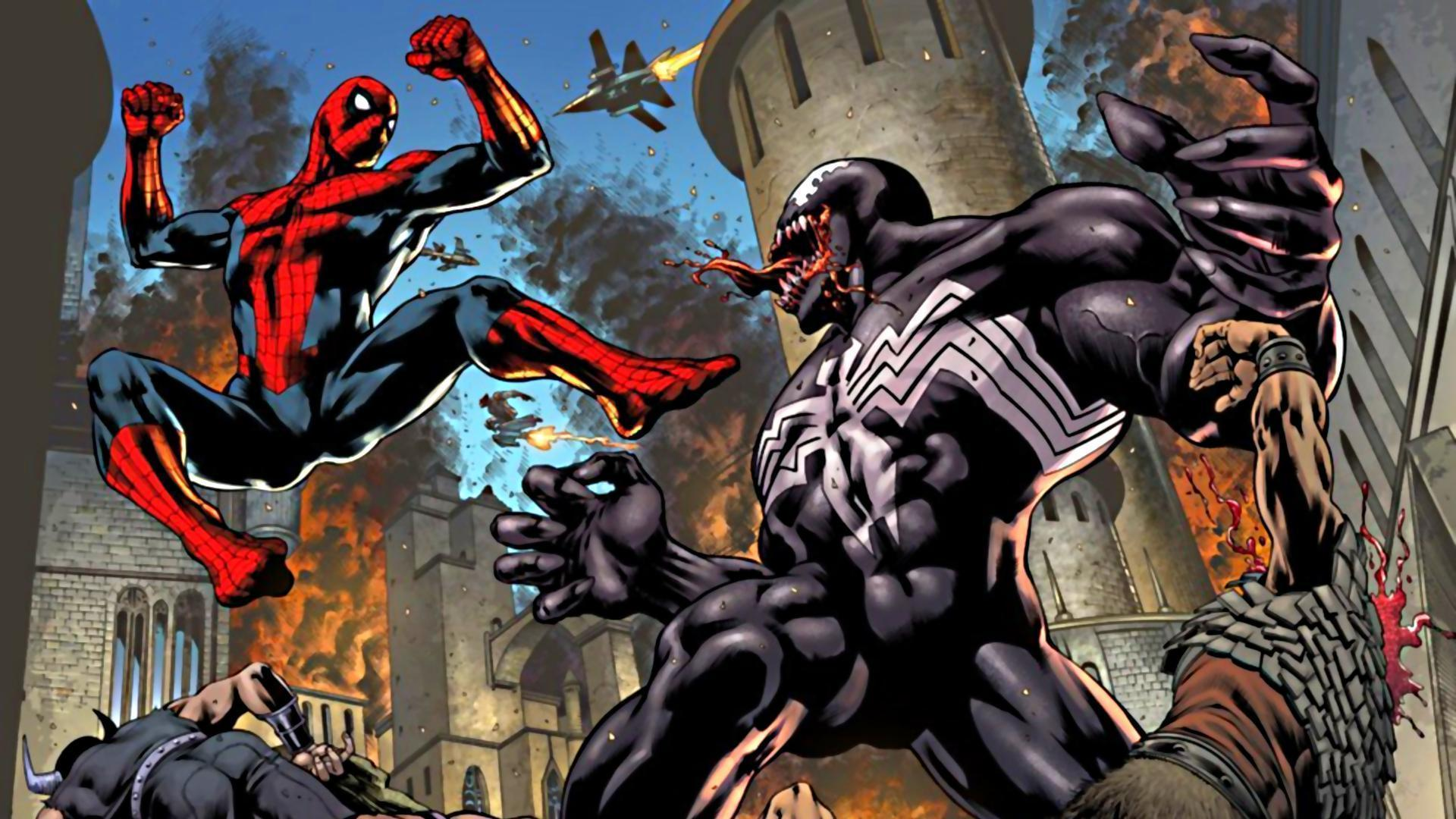 Ultimate SpiderMan  Wikipedia